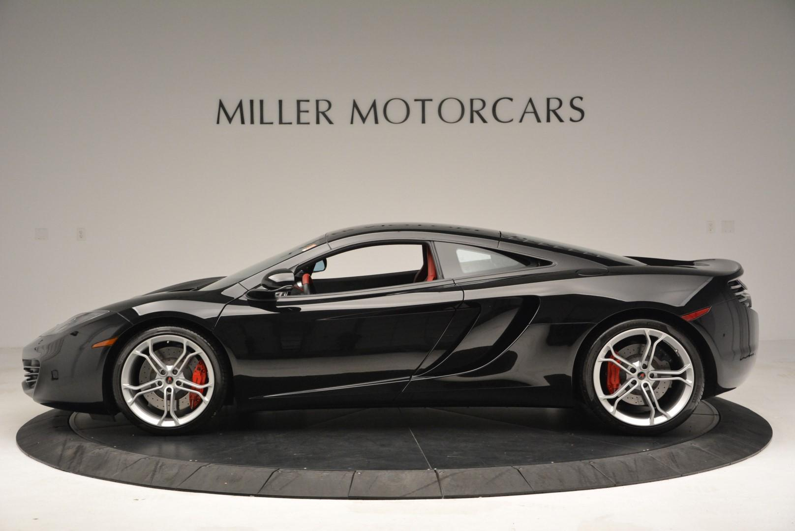 Used 2012 McLaren 12C Coupe For Sale In Greenwich, CT 70_p3