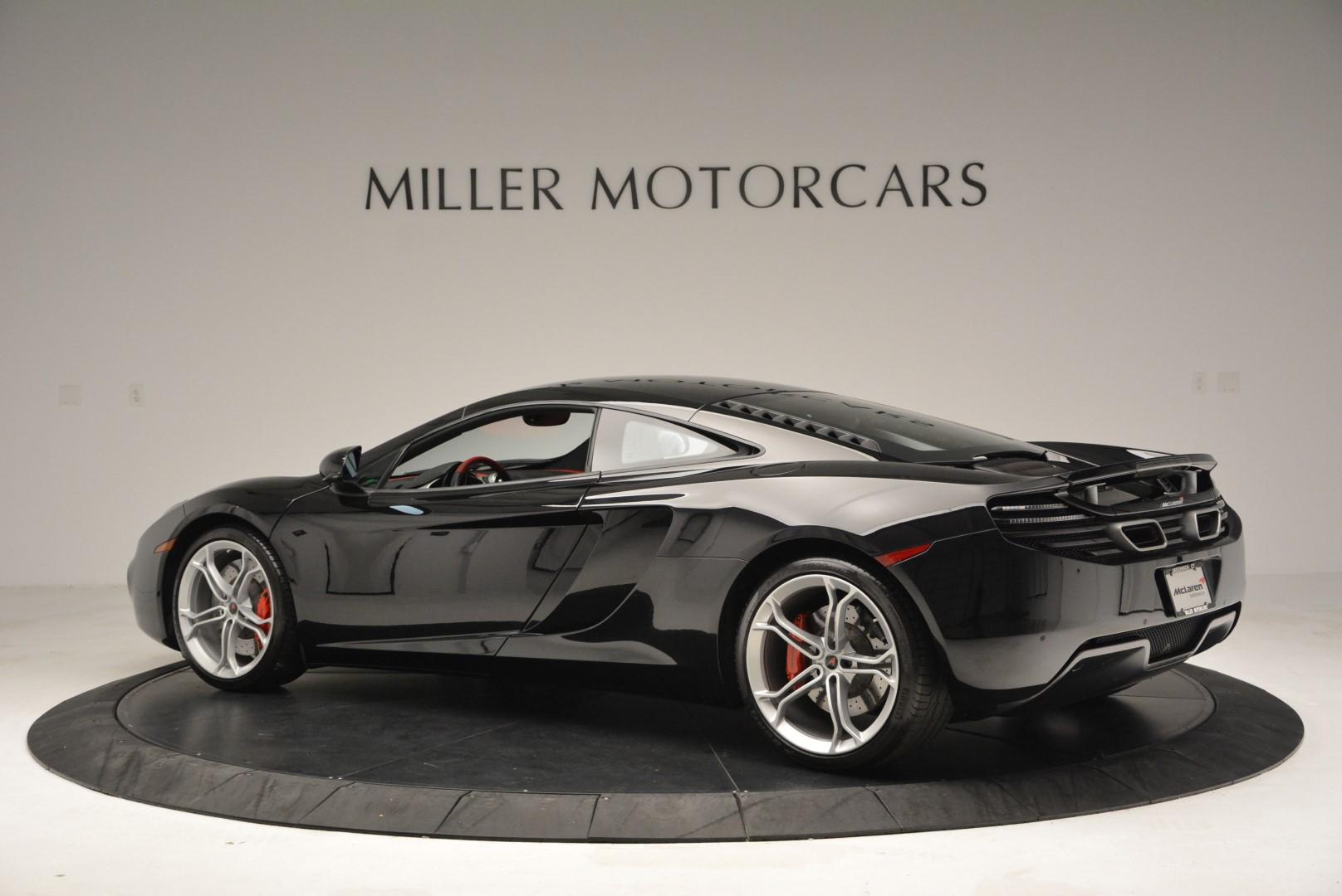 Used 2012 McLaren 12C Coupe For Sale In Greenwich, CT 70_p4