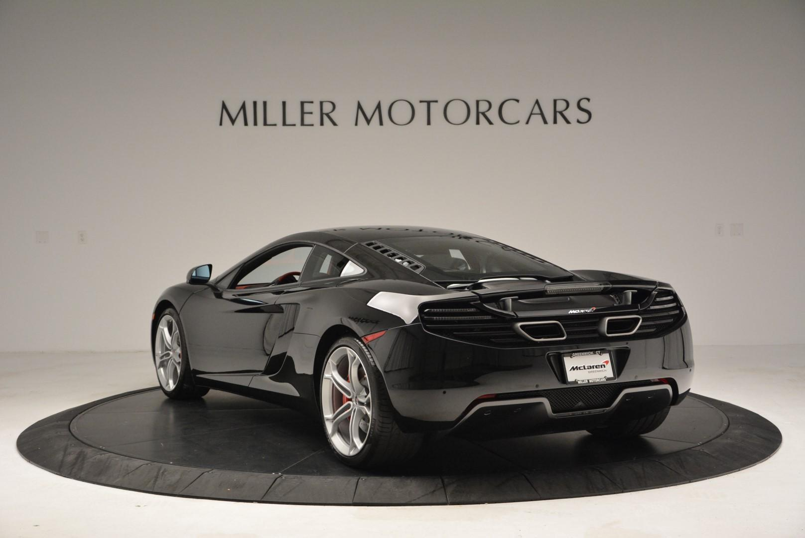 Used 2012 McLaren 12C Coupe For Sale In Greenwich, CT 70_p5