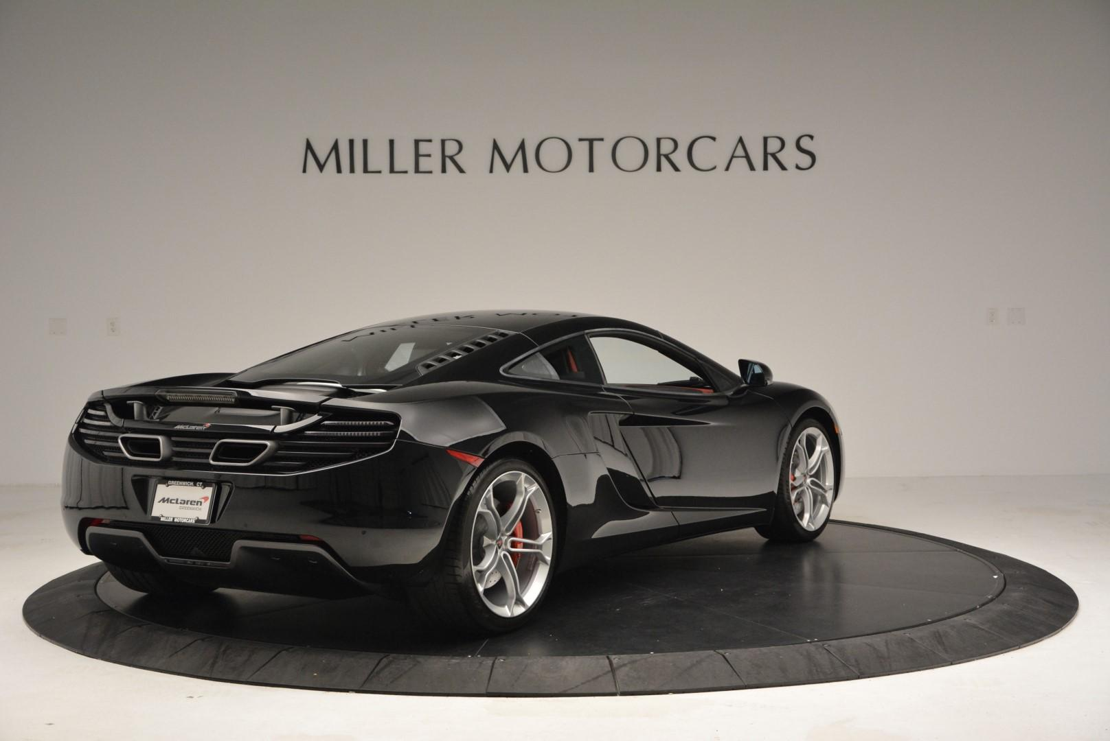 Used 2012 McLaren 12C Coupe For Sale In Greenwich, CT 70_p7