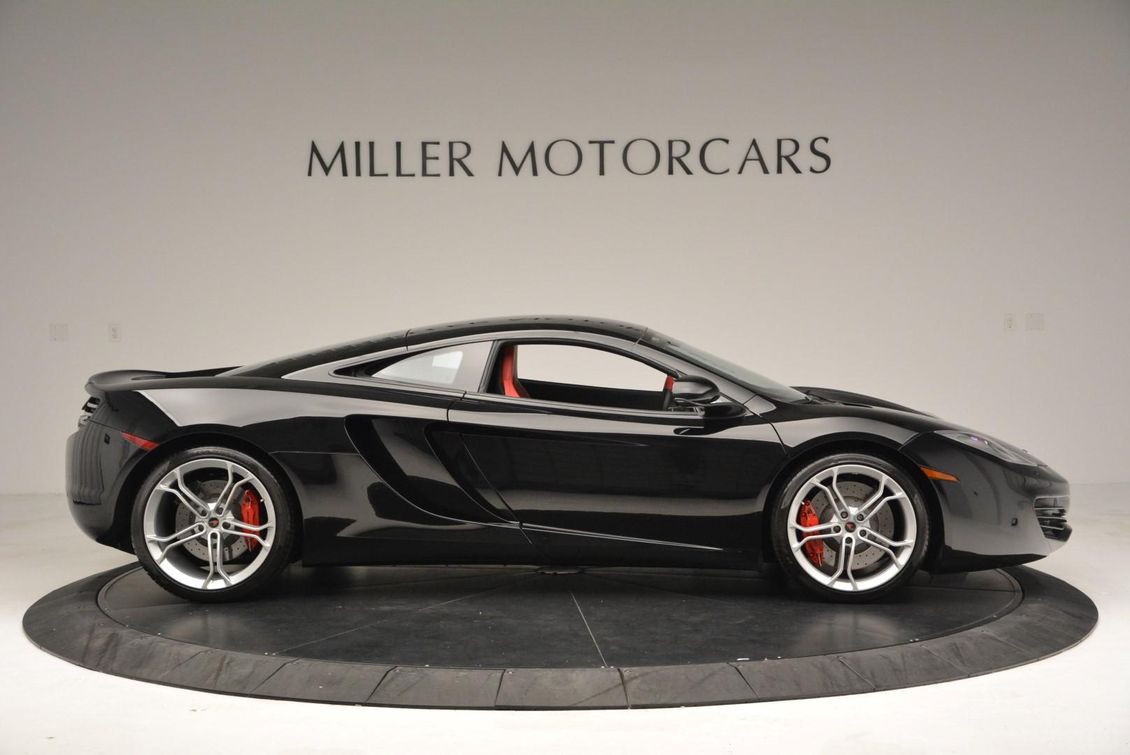 Used 2012 McLaren 12C Coupe For Sale In Greenwich, CT 70_p9