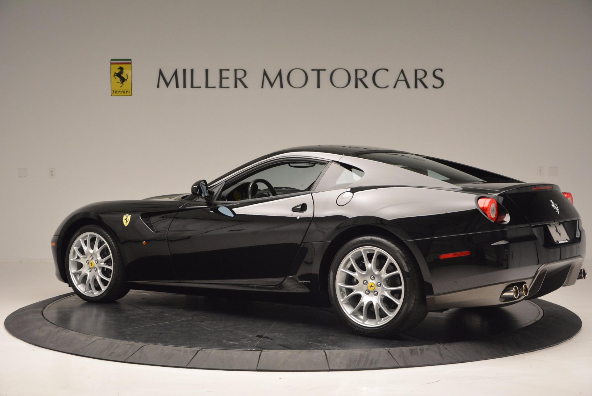 Used 2008 Ferrari 599 GTB Fiorano  For Sale In Greenwich, CT 700_p4