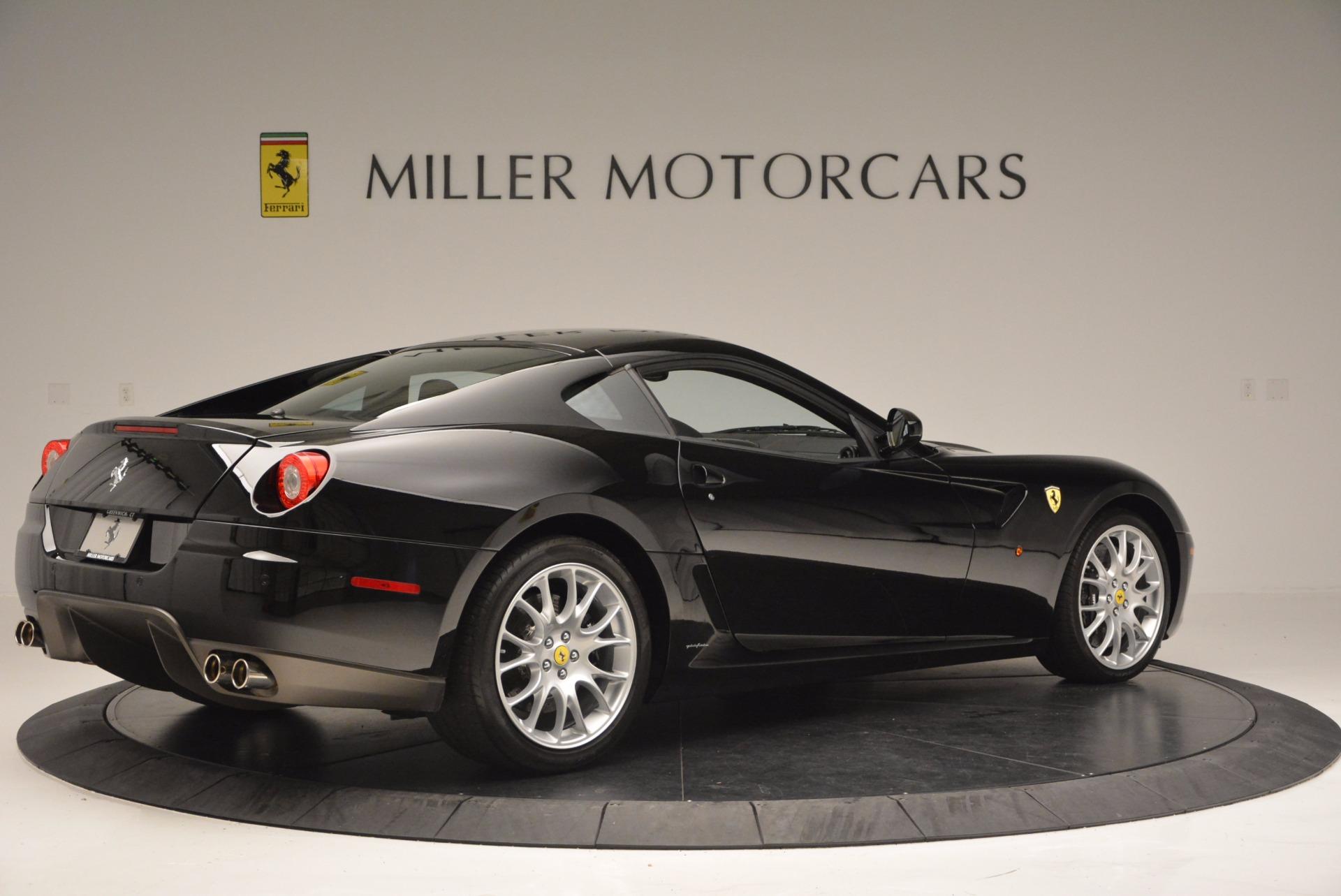 Used 2008 Ferrari 599 GTB Fiorano  For Sale In Greenwich, CT 700_p8