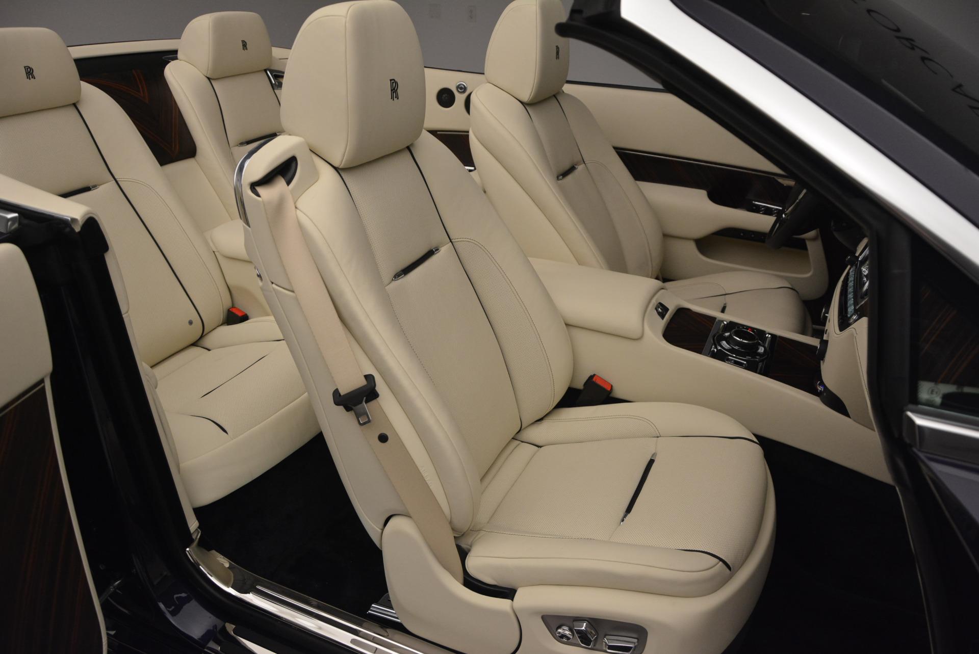 New 2016 Rolls-Royce Dawn  For Sale In Greenwich, CT 704_p42