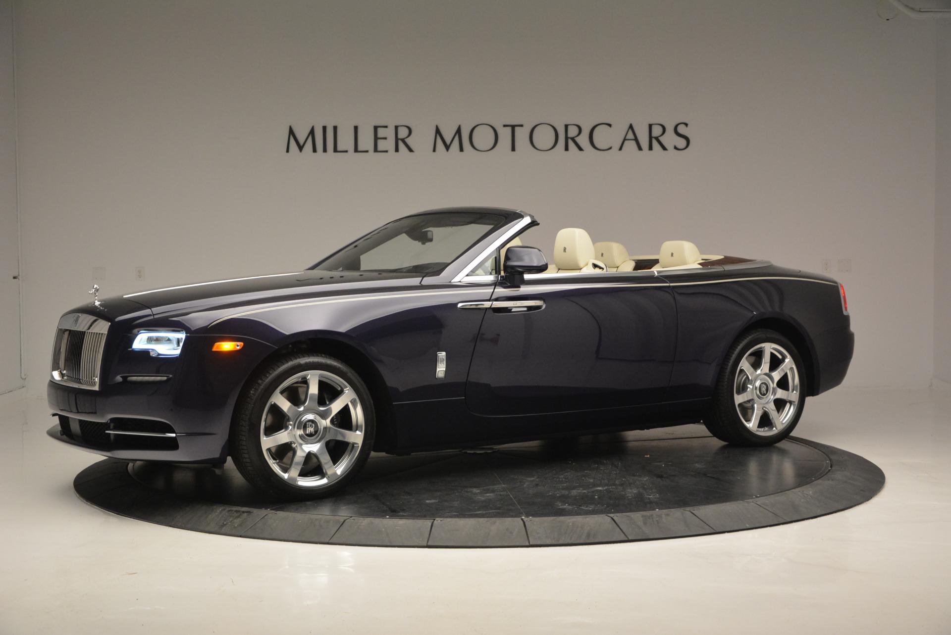 New 2016 Rolls-Royce Dawn  For Sale In Greenwich, CT 704_p4