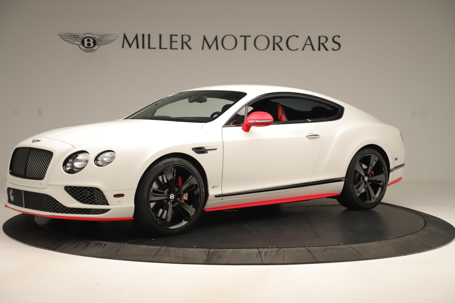 Used 2017 Bentley Continental GT Speed For Sale In Greenwich, CT 706_p2