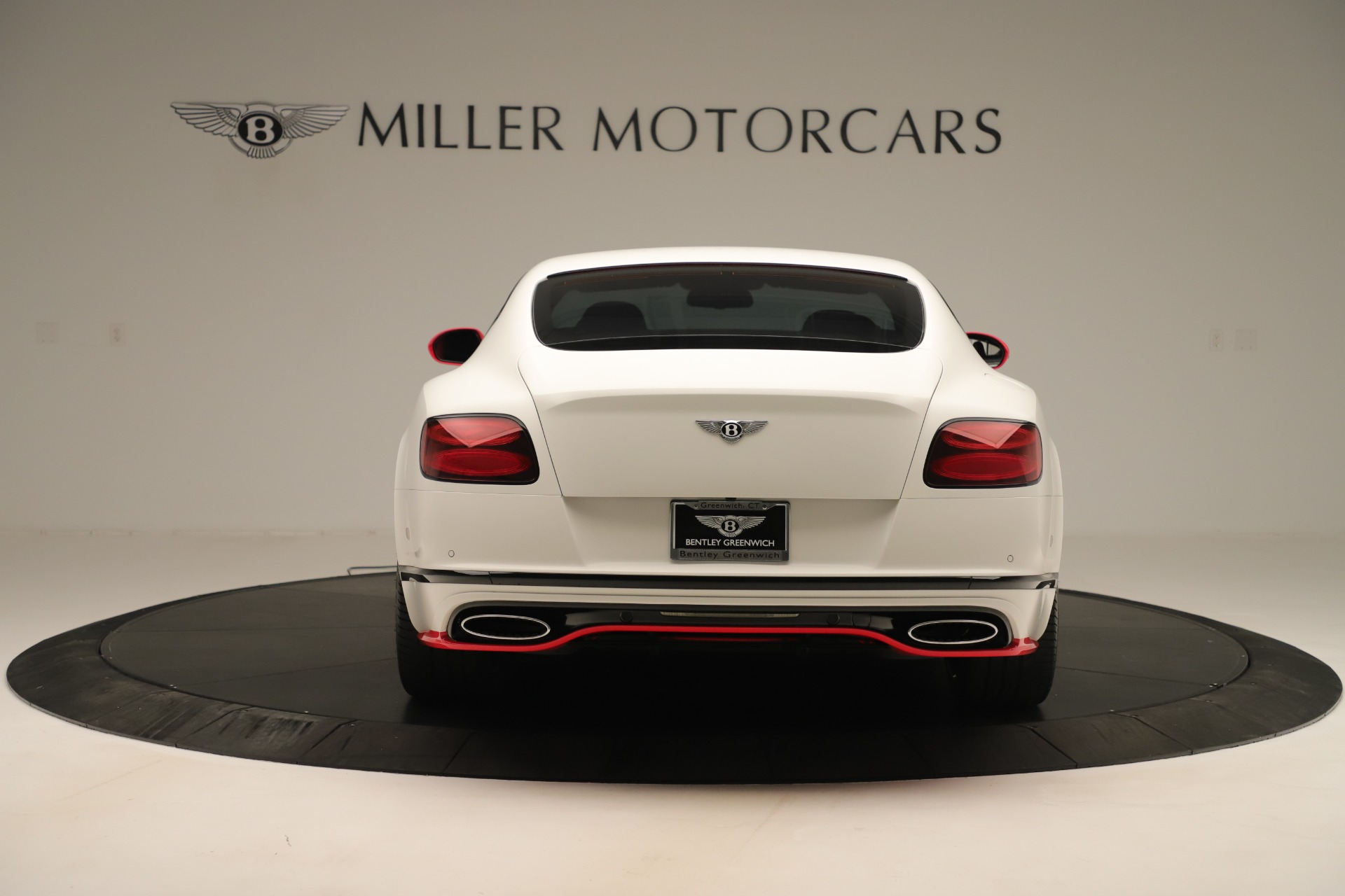 Used 2017 Bentley Continental GT Speed For Sale In Greenwich, CT 706_p6