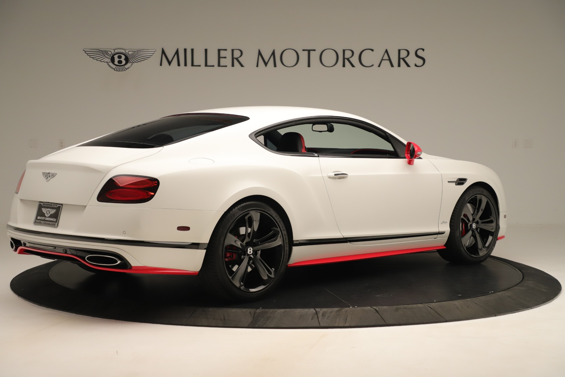 Used 2017 Bentley Continental GT Speed For Sale In Greenwich, CT 706_p8