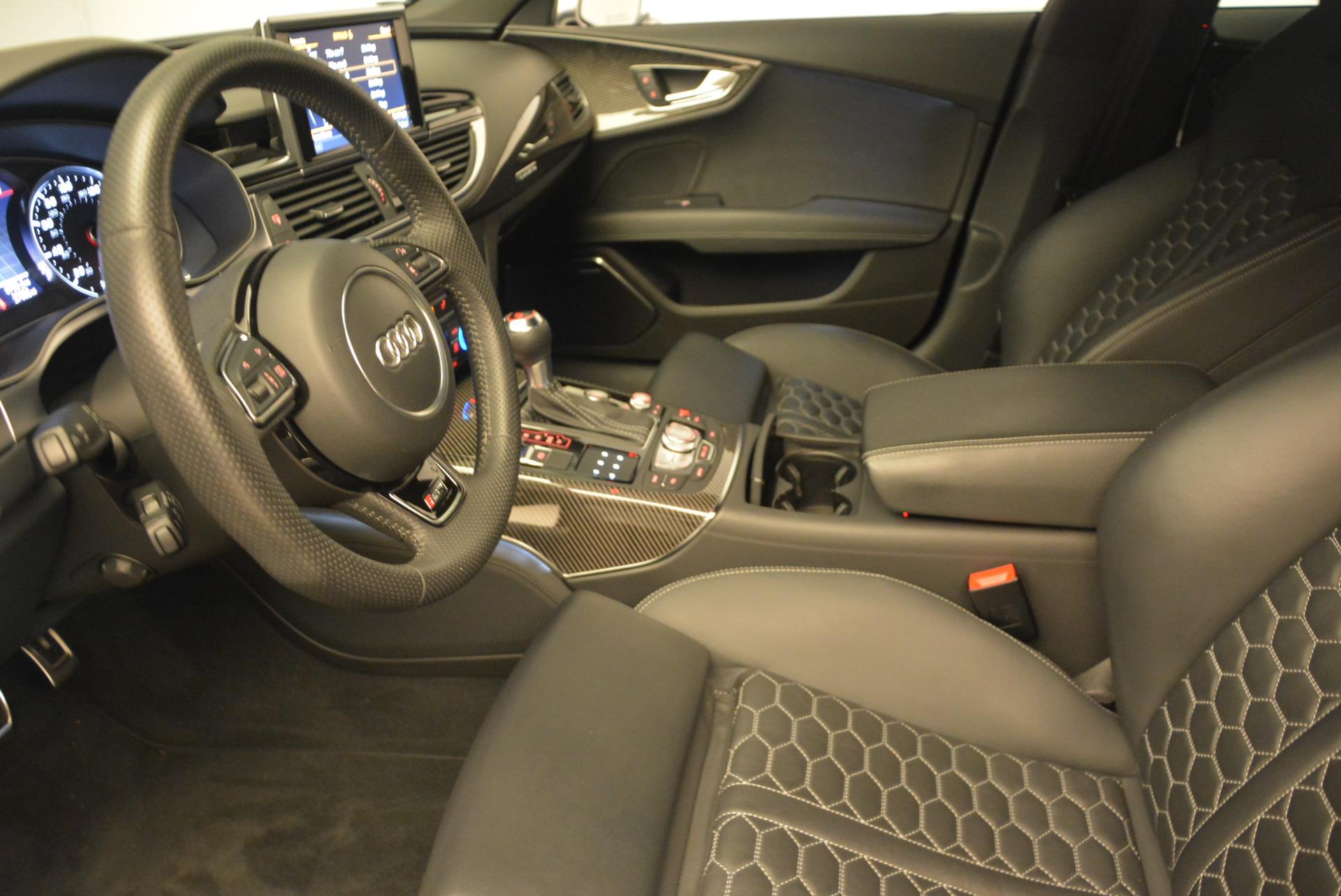 Used 2014 Audi RS 7 4.0T quattro Prestige For Sale In Greenwich, CT 707_p15