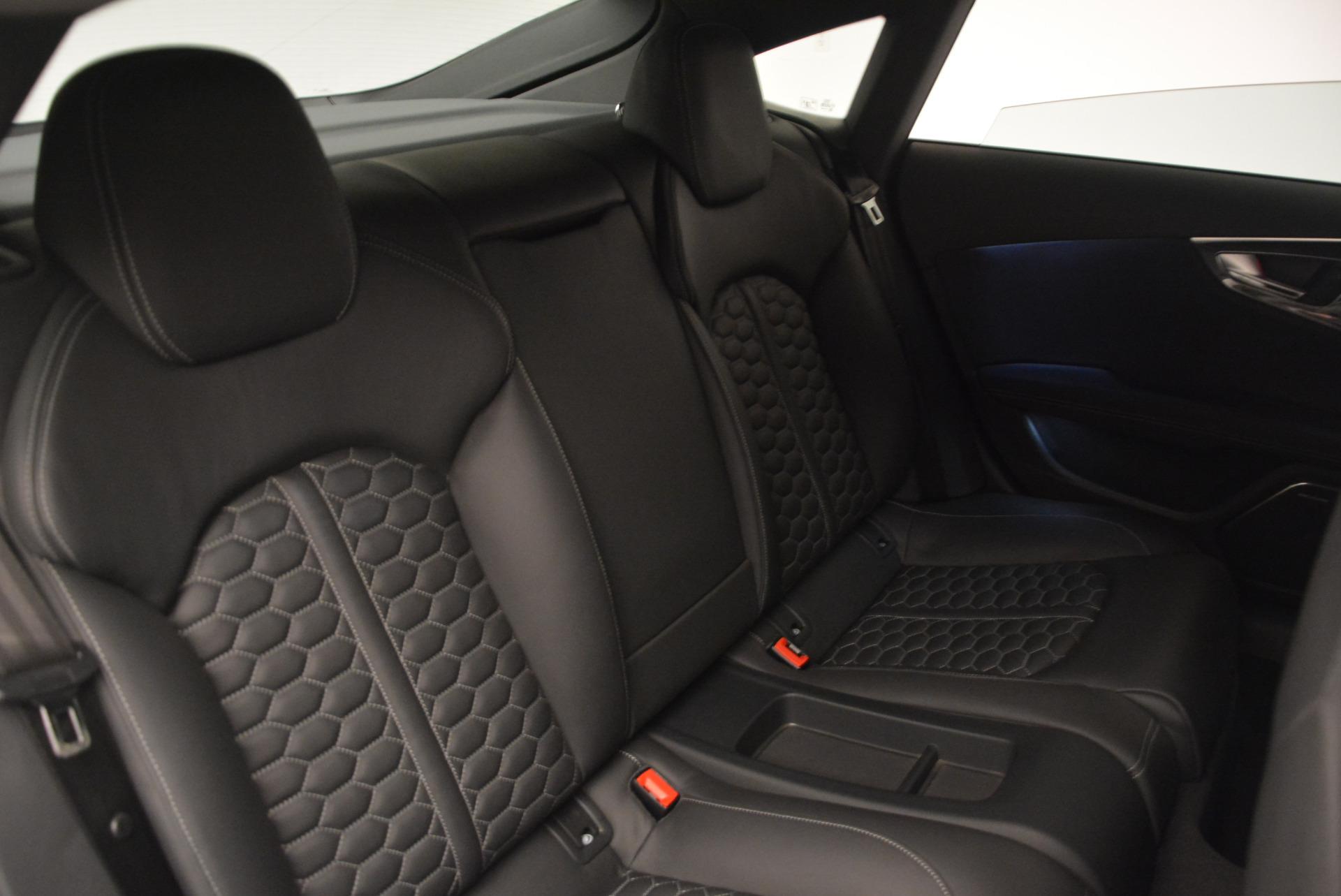 Used 2014 Audi RS 7 4.0T quattro Prestige For Sale In Greenwich, CT 707_p26