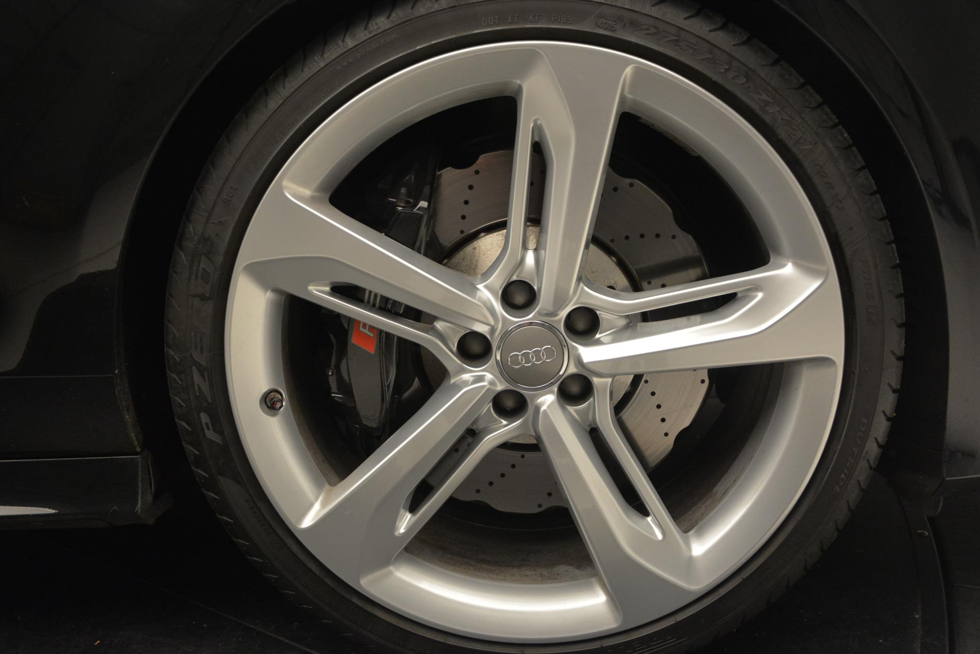 Used 2014 Audi RS 7 4.0T quattro Prestige For Sale In Greenwich, CT 707_p27