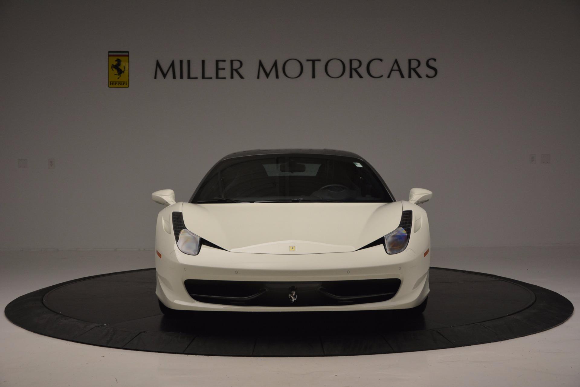 Used 2012 Ferrari 458 Italia  For Sale In Greenwich, CT 709_p12