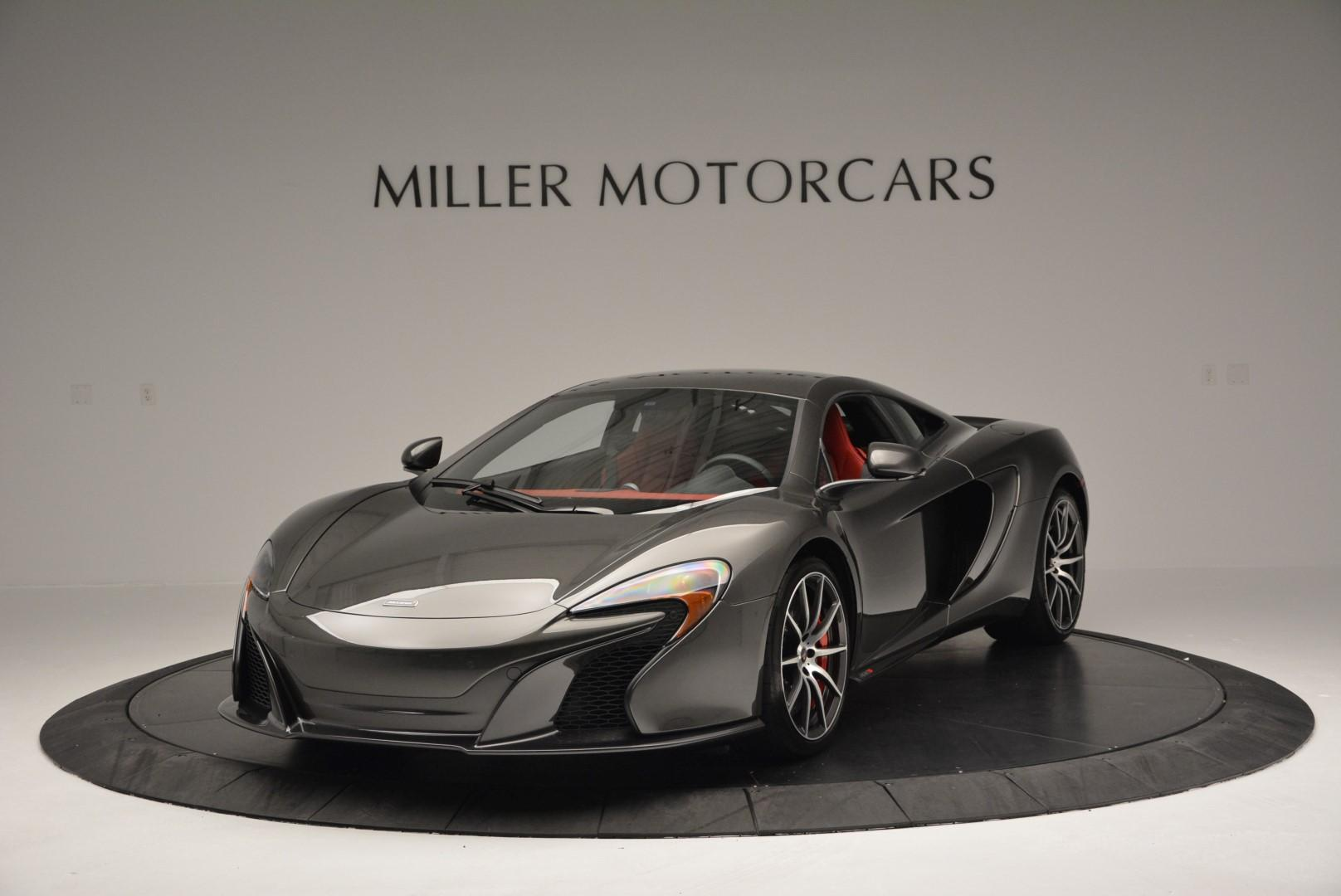 Used 2015 McLaren 650S  For Sale In Greenwich, CT