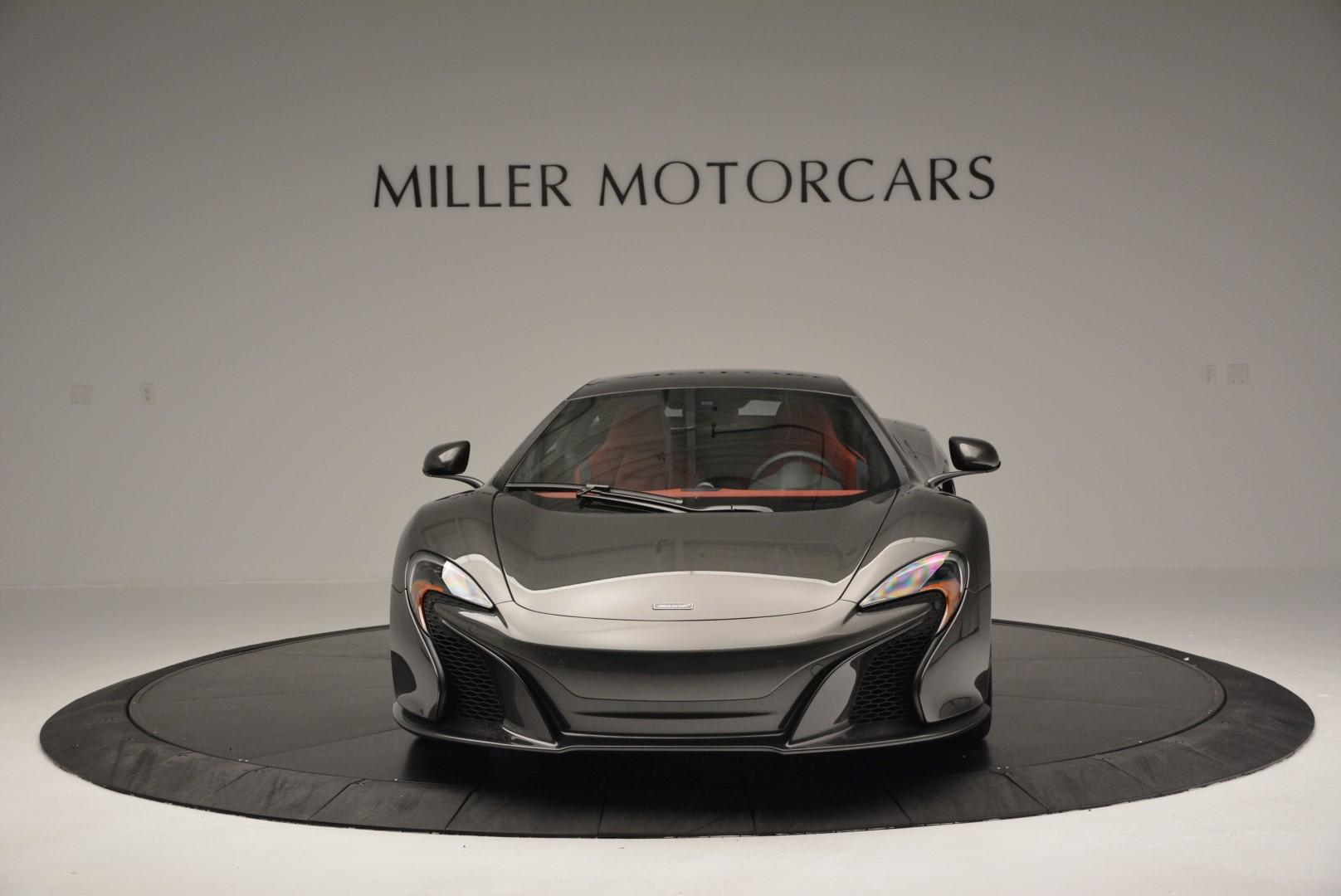 Used 2015 McLaren 650S  For Sale In Greenwich, CT 71_p12