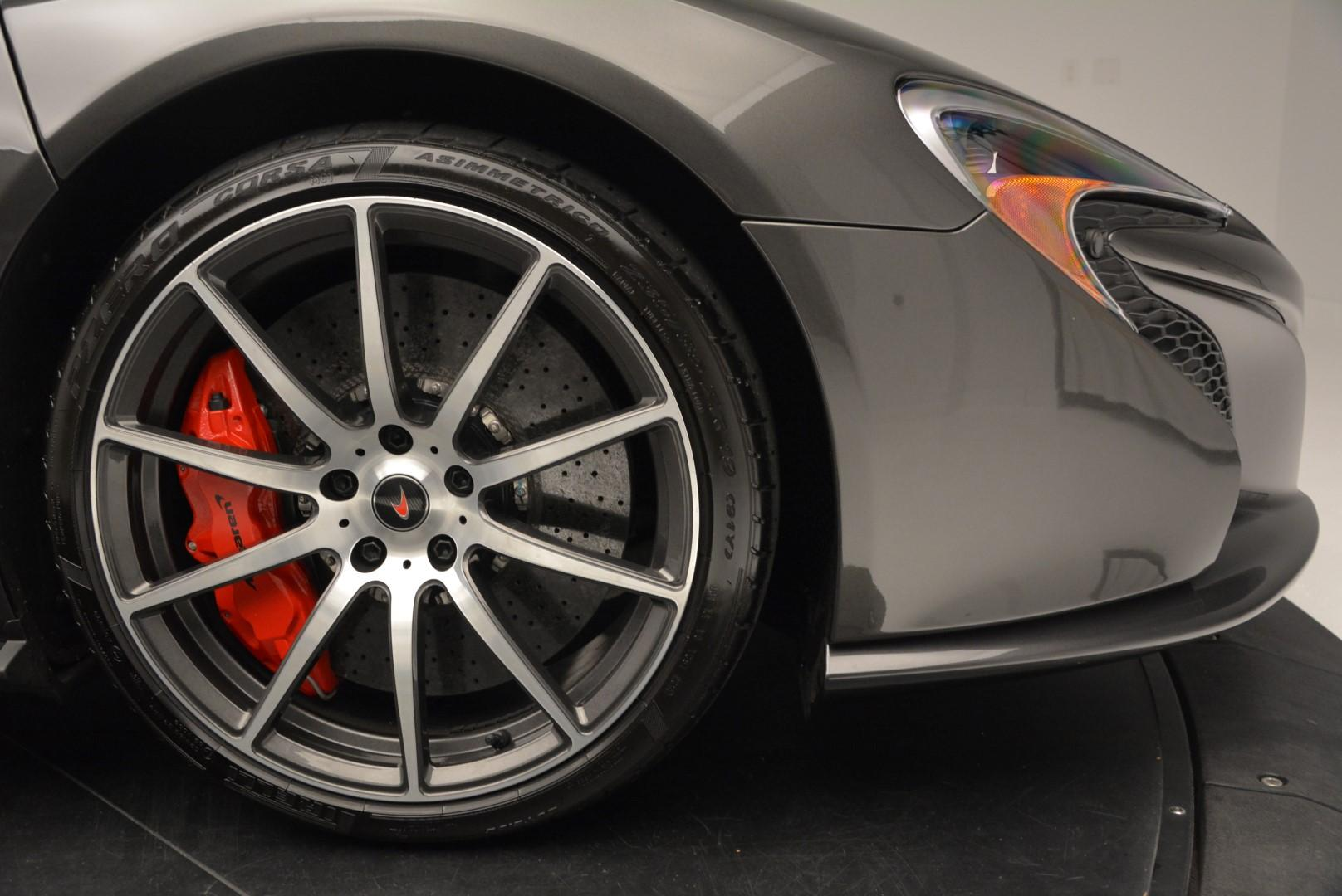 Used 2015 McLaren 650S  For Sale In Greenwich, CT 71_p21
