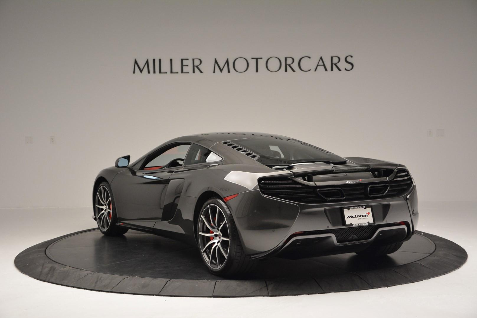 Used 2015 McLaren 650S  For Sale In Greenwich, CT 71_p5