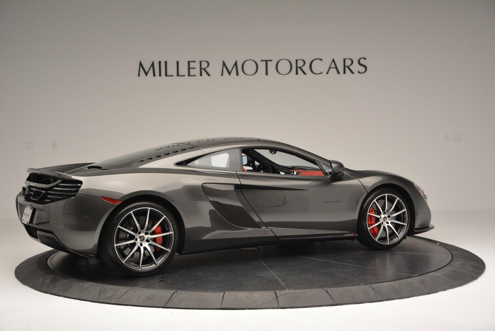 Used 2015 McLaren 650S  For Sale In Greenwich, CT 71_p8
