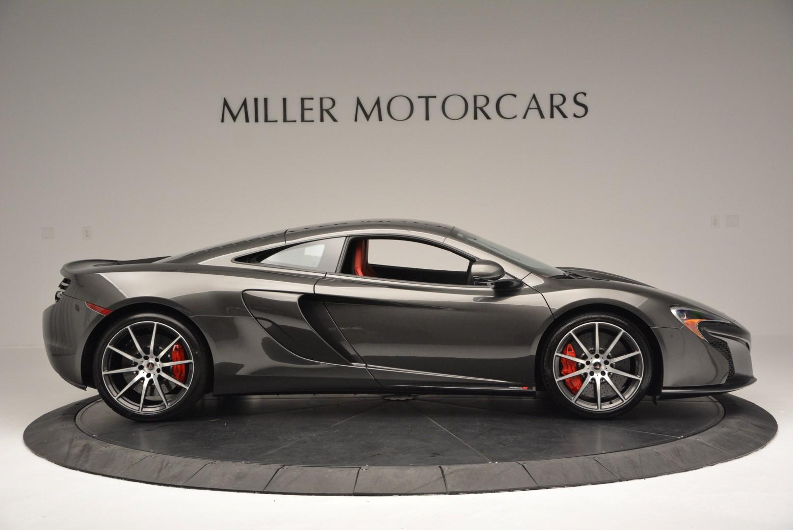 Used 2015 McLaren 650S  For Sale In Greenwich, CT 71_p9