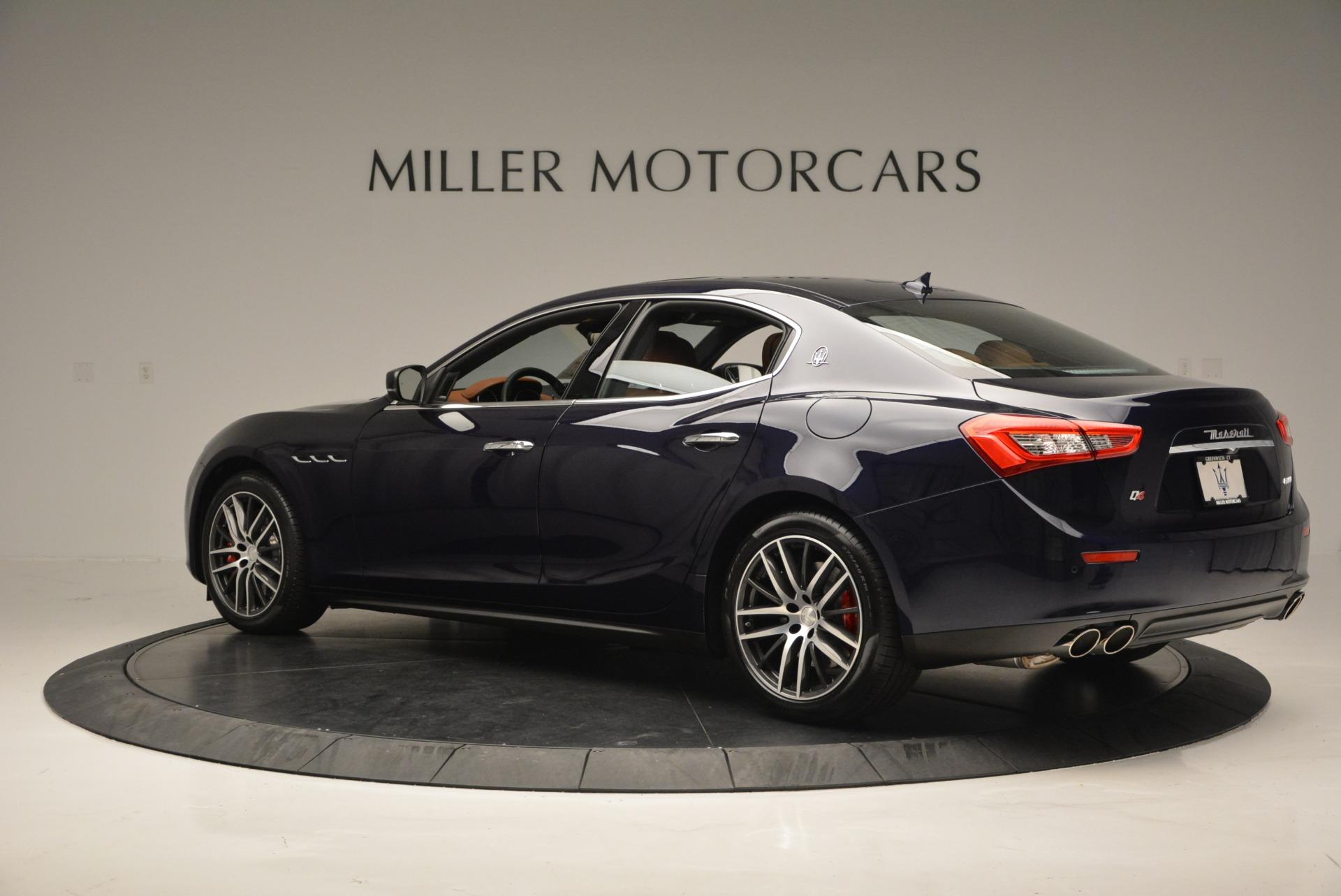 New 2017 Maserati Ghibli S Q4 For Sale In Greenwich, CT 711_p4