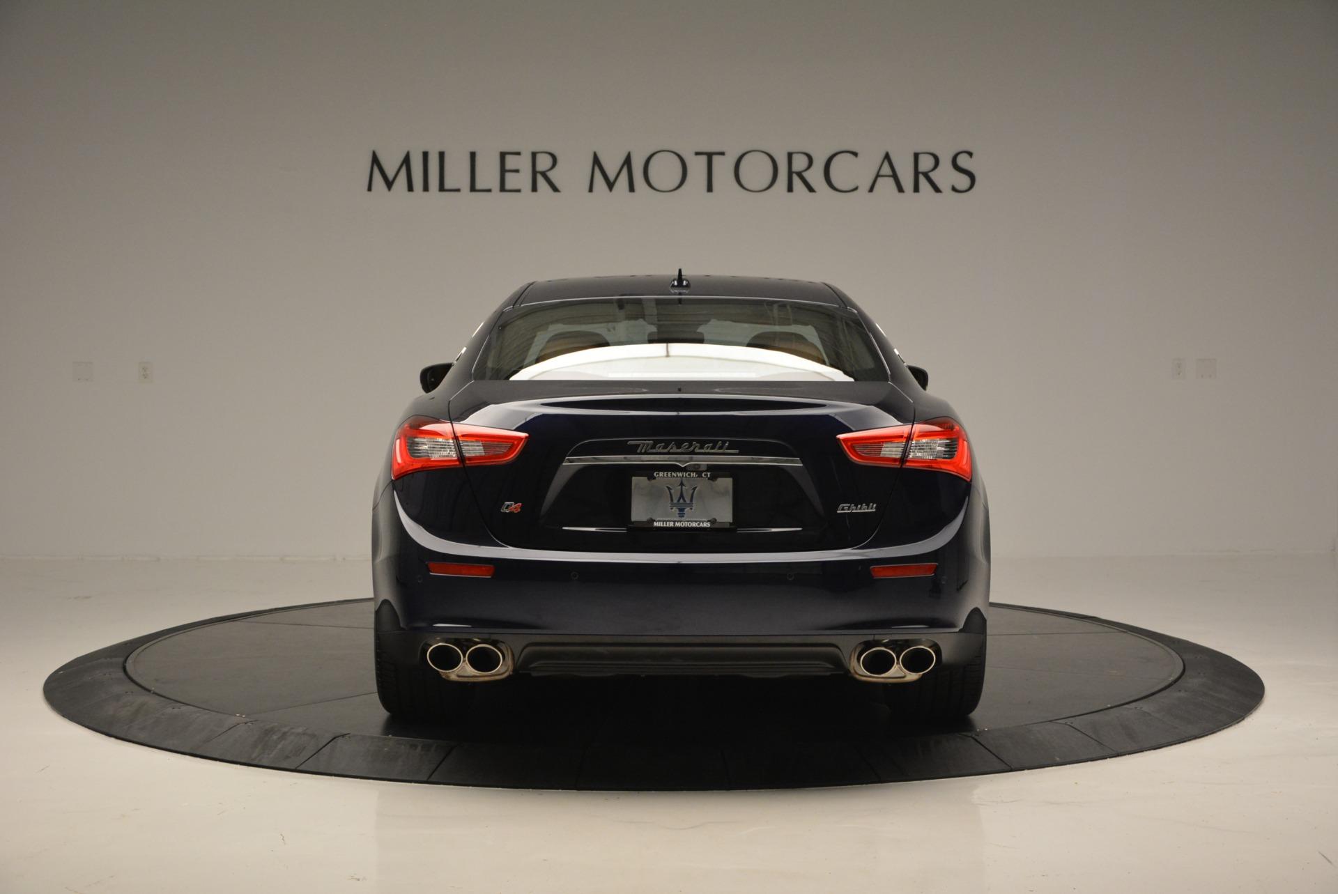 New 2017 Maserati Ghibli S Q4 For Sale In Greenwich, CT 711_p6