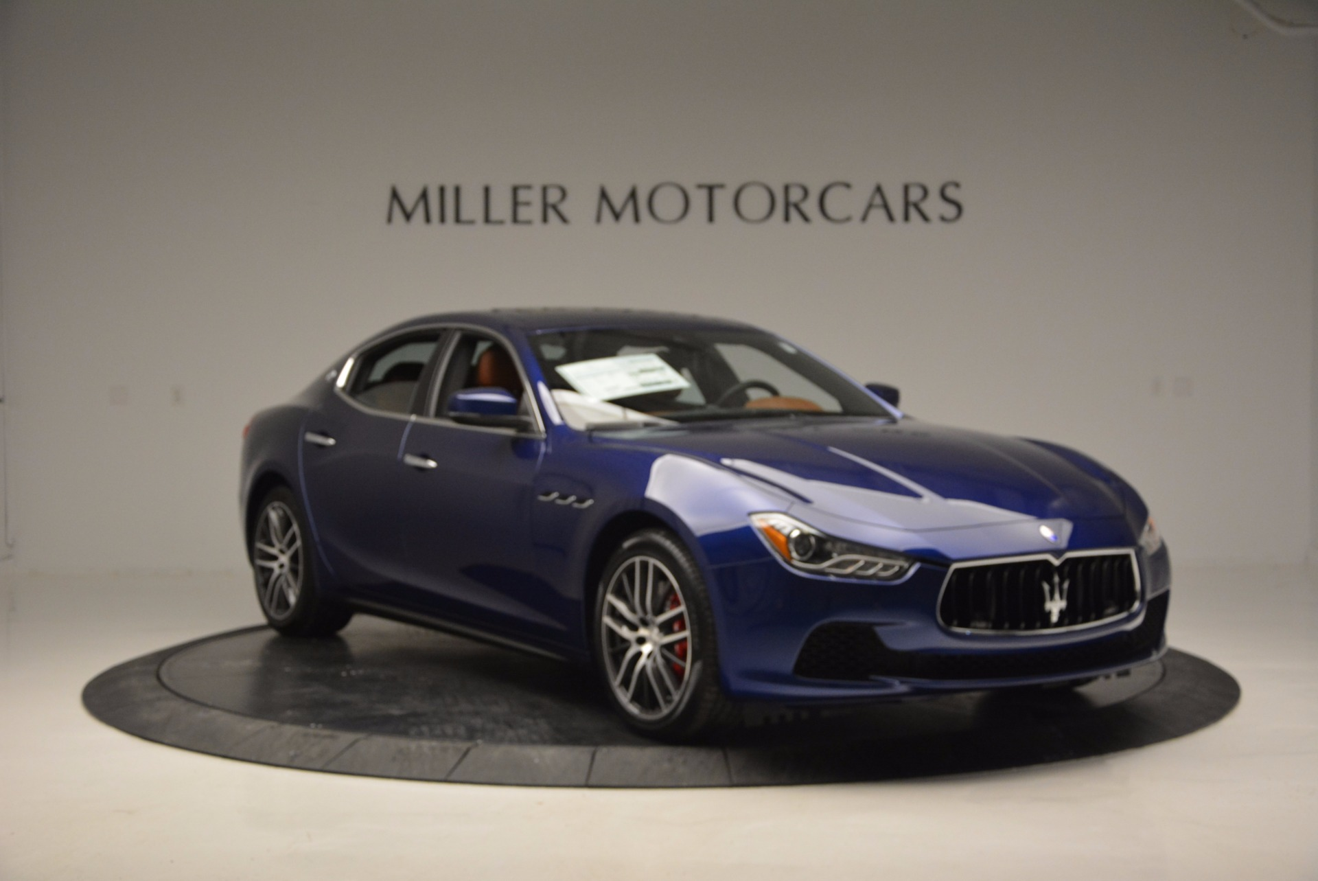 New 2017 Maserati Ghibli S Q4 For Sale In Greenwich, CT 712_p11