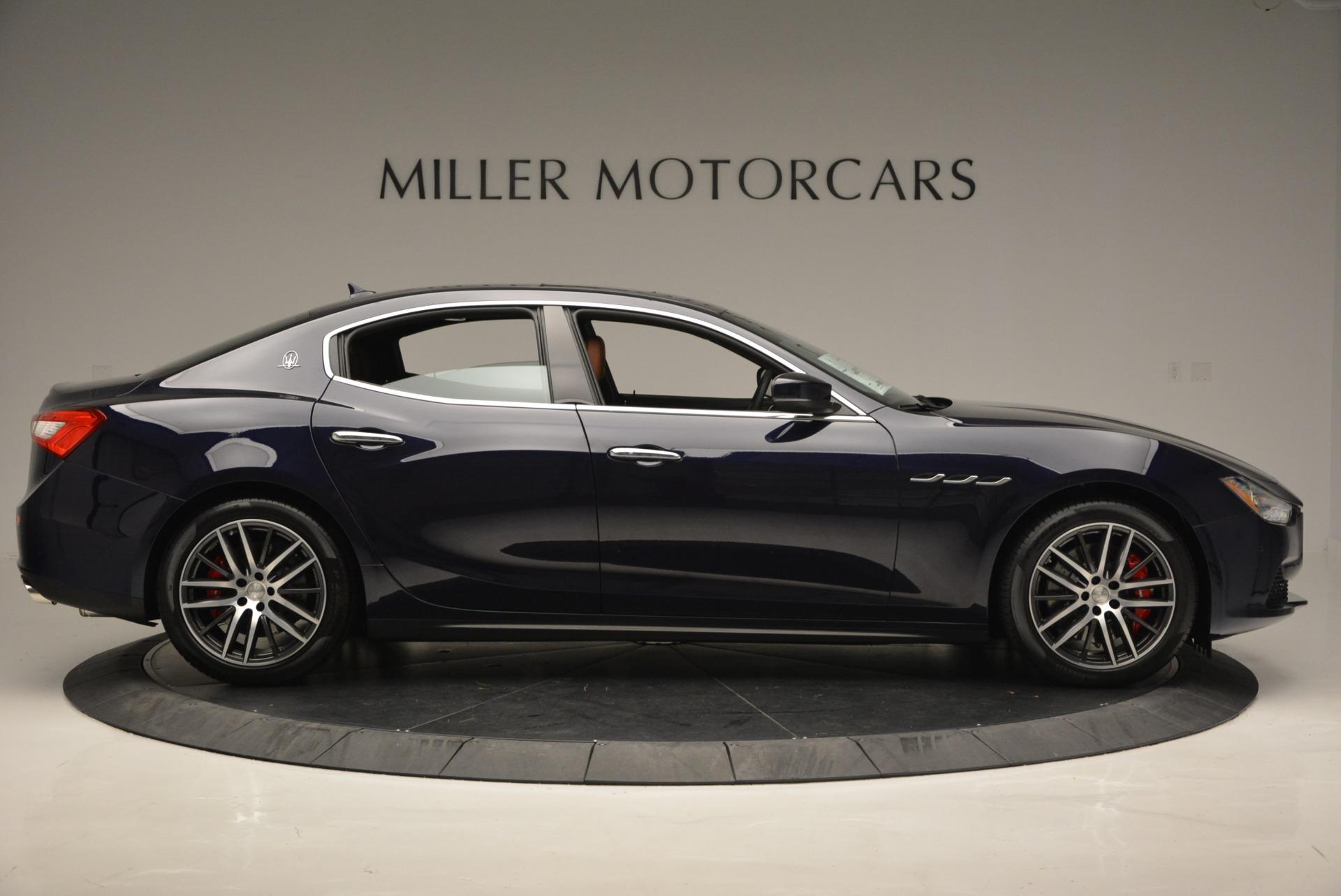 New 2017 Maserati Ghibli S Q4 For Sale In Greenwich, CT 714_p9