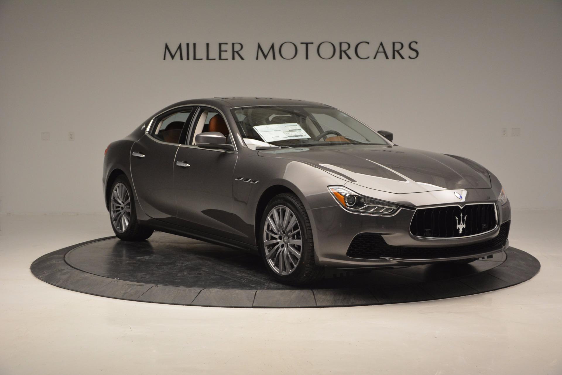 New 2017 Maserati Ghibli S Q4 For Sale In Greenwich, CT 715_p11