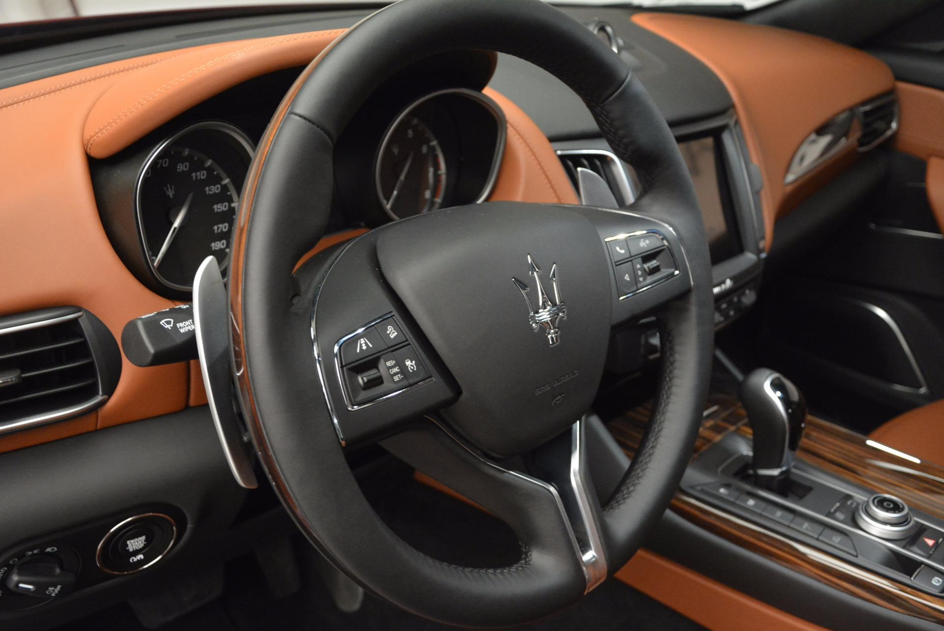 New 2017 Maserati Levante S For Sale In Greenwich, CT 717_p14