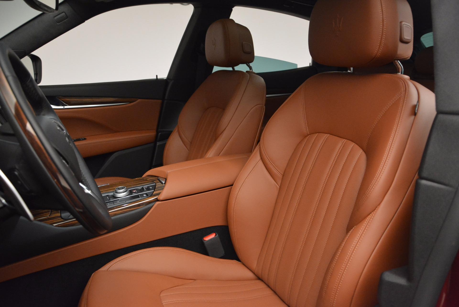 New 2017 Maserati Levante S For Sale In Greenwich, CT 717_p16