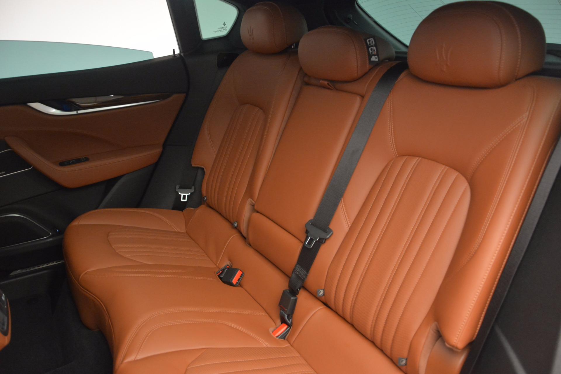 New 2017 Maserati Levante S For Sale In Greenwich, CT 717_p17