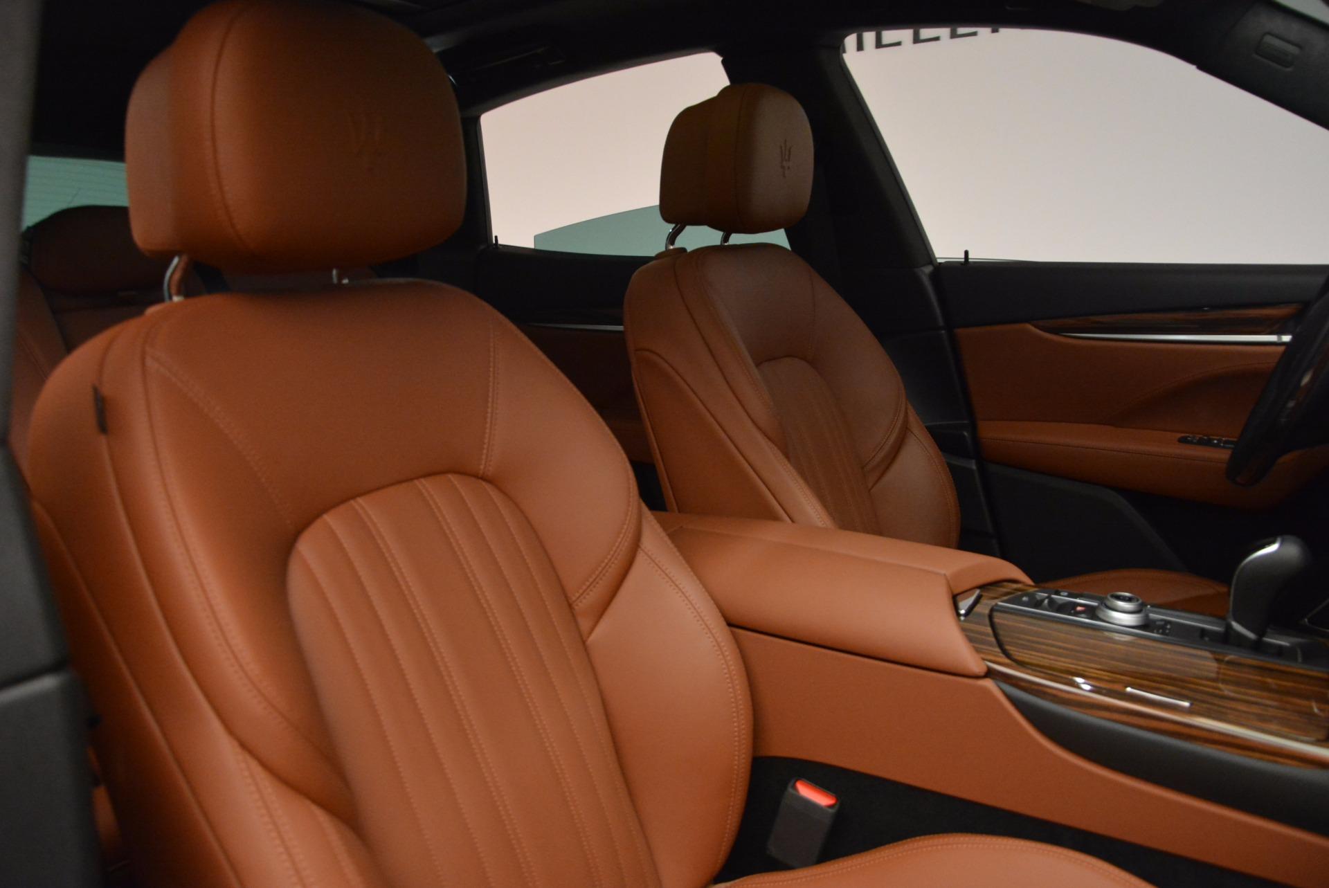 New 2017 Maserati Levante S For Sale In Greenwich, CT 717_p22