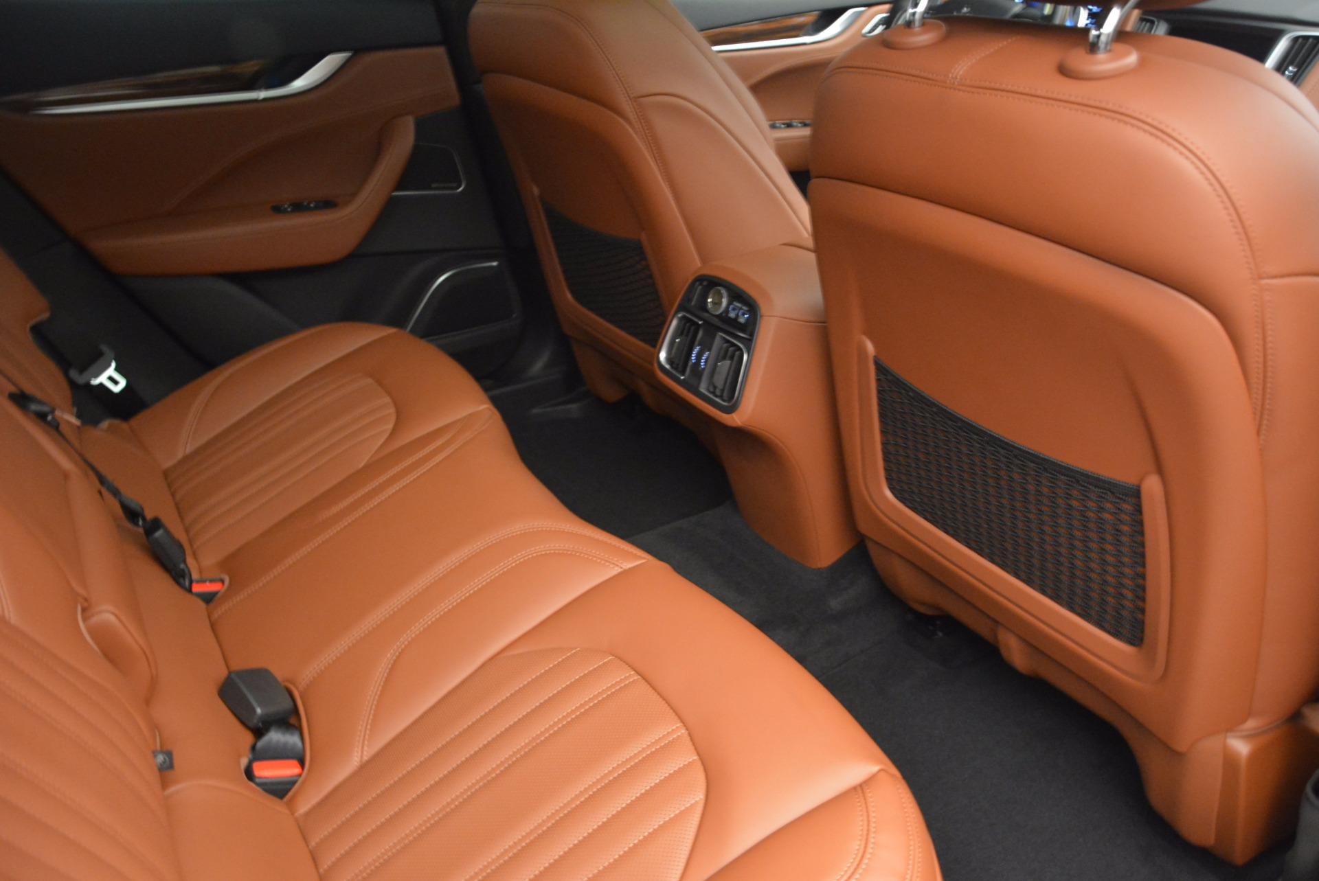 New 2017 Maserati Levante S For Sale In Greenwich, CT 717_p23