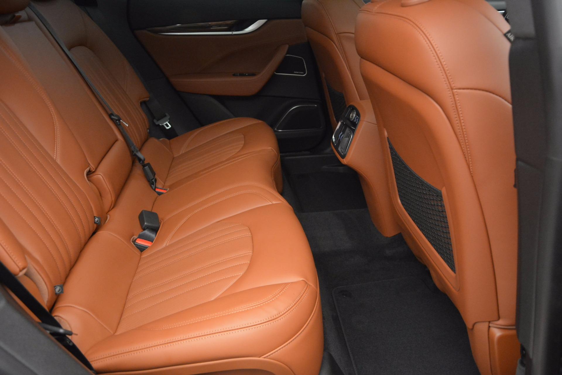 New 2017 Maserati Levante S For Sale In Greenwich, CT 717_p24