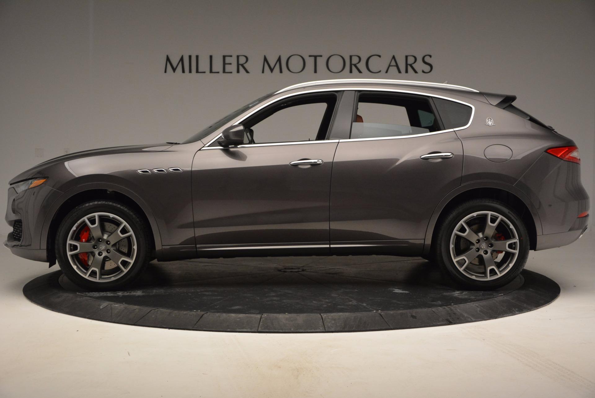 New 2017 Maserati Levante S For Sale In Greenwich, CT 717_p3