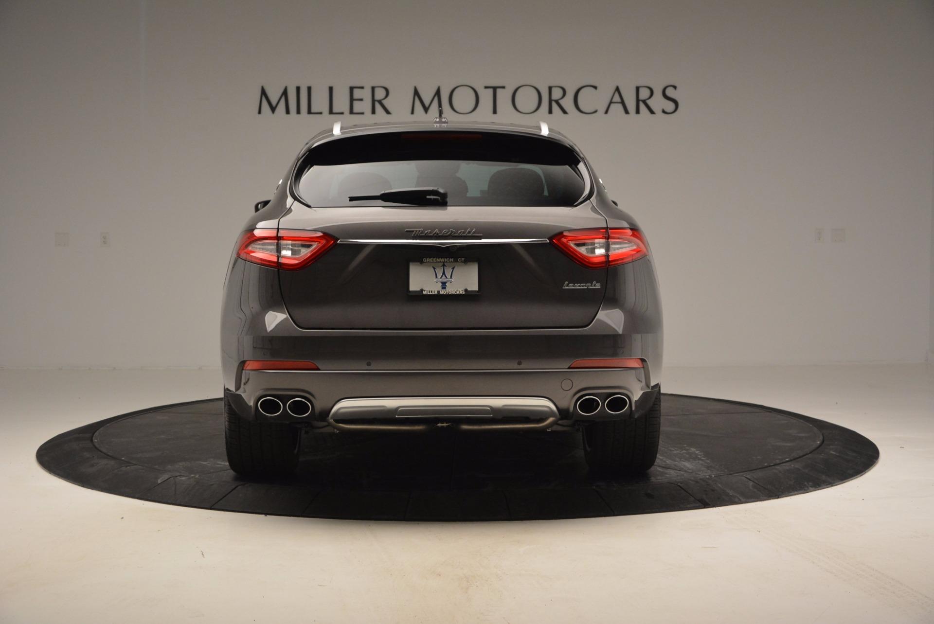 New 2017 Maserati Levante S For Sale In Greenwich, CT 717_p6