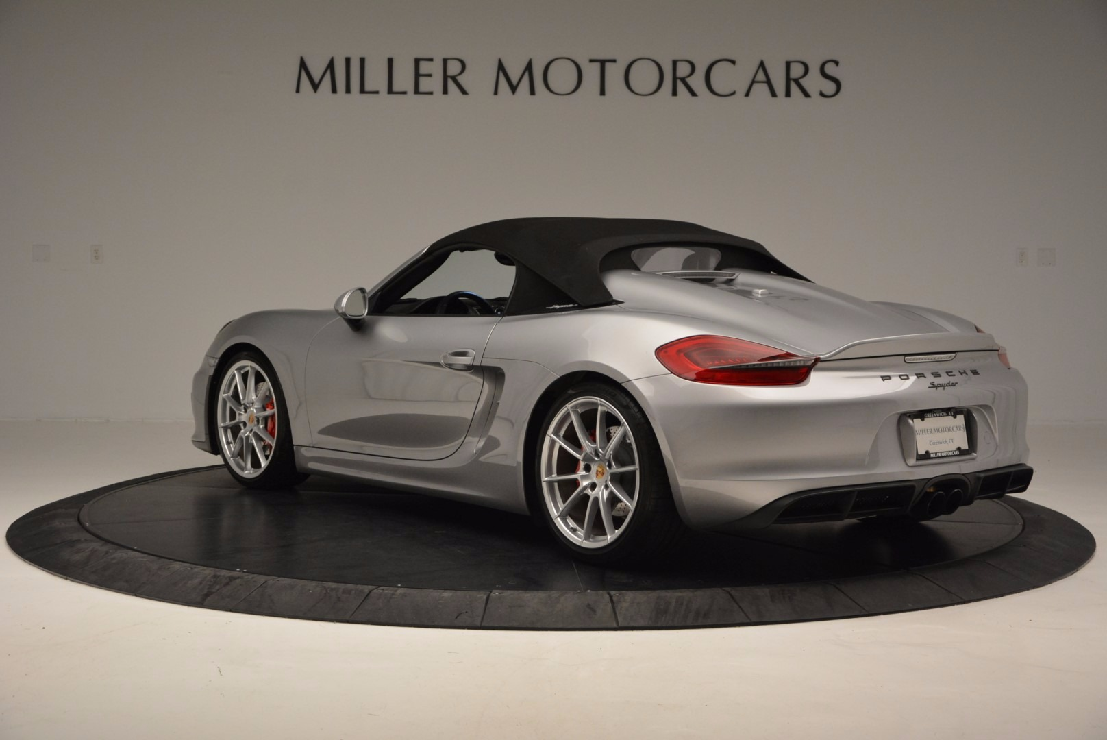 Used 2016 Porsche Boxster Spyder For Sale In Greenwich, CT 718_p15