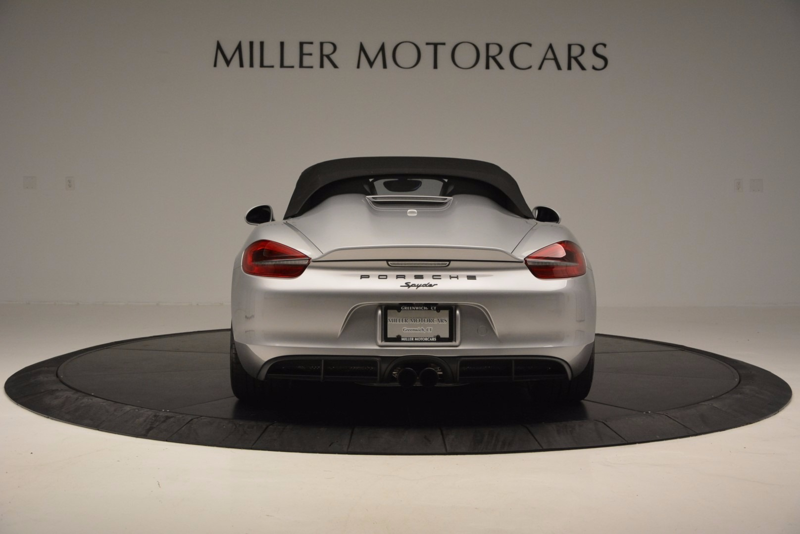 Used 2016 Porsche Boxster Spyder For Sale In Greenwich, CT 718_p16