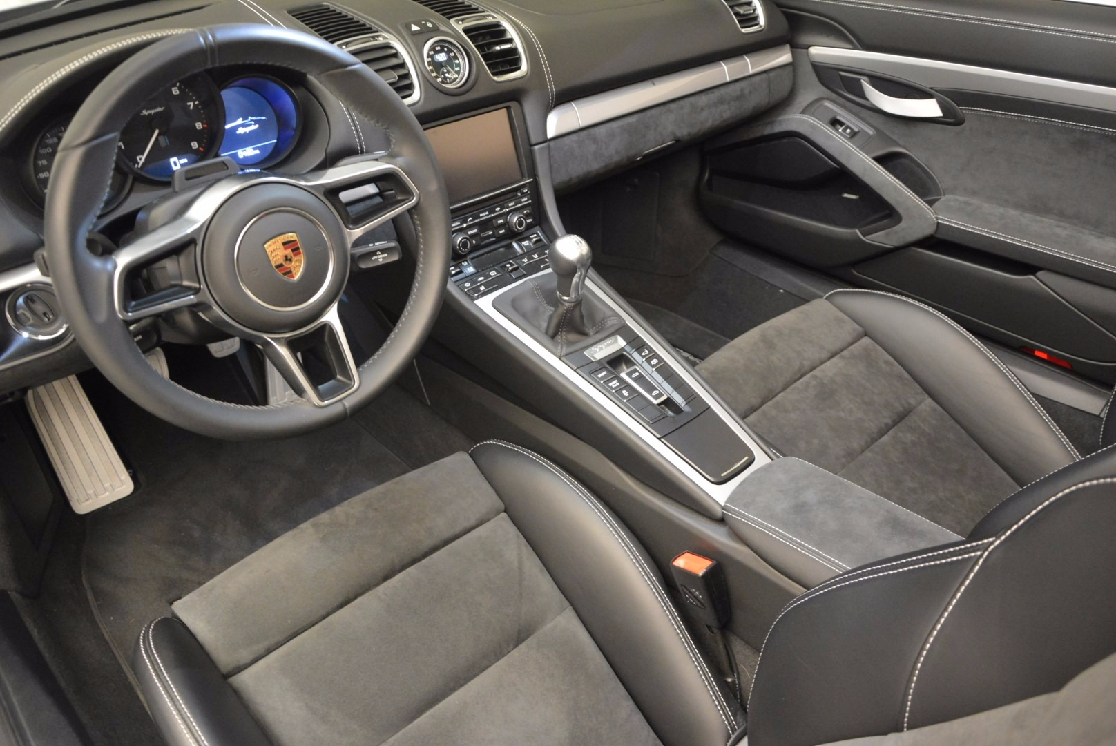 Used 2016 Porsche Boxster Spyder For Sale In Greenwich, CT 718_p20