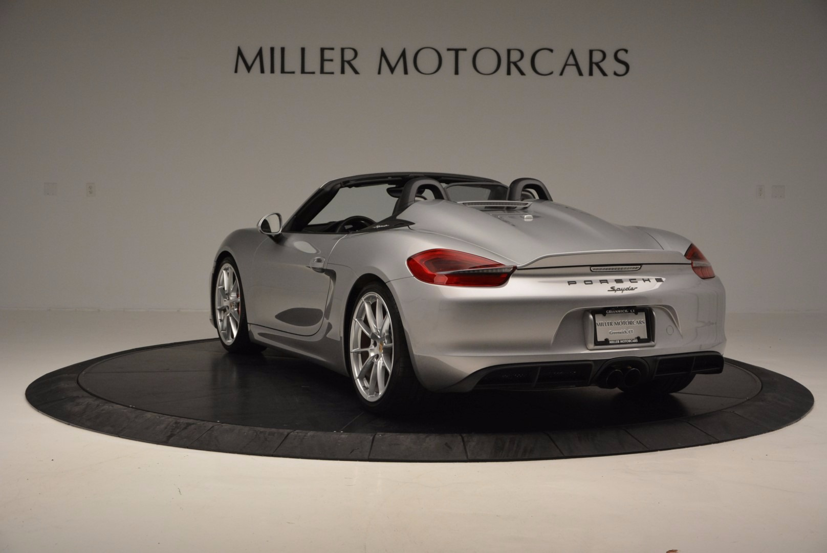 Used 2016 Porsche Boxster Spyder For Sale In Greenwich, CT 718_p5
