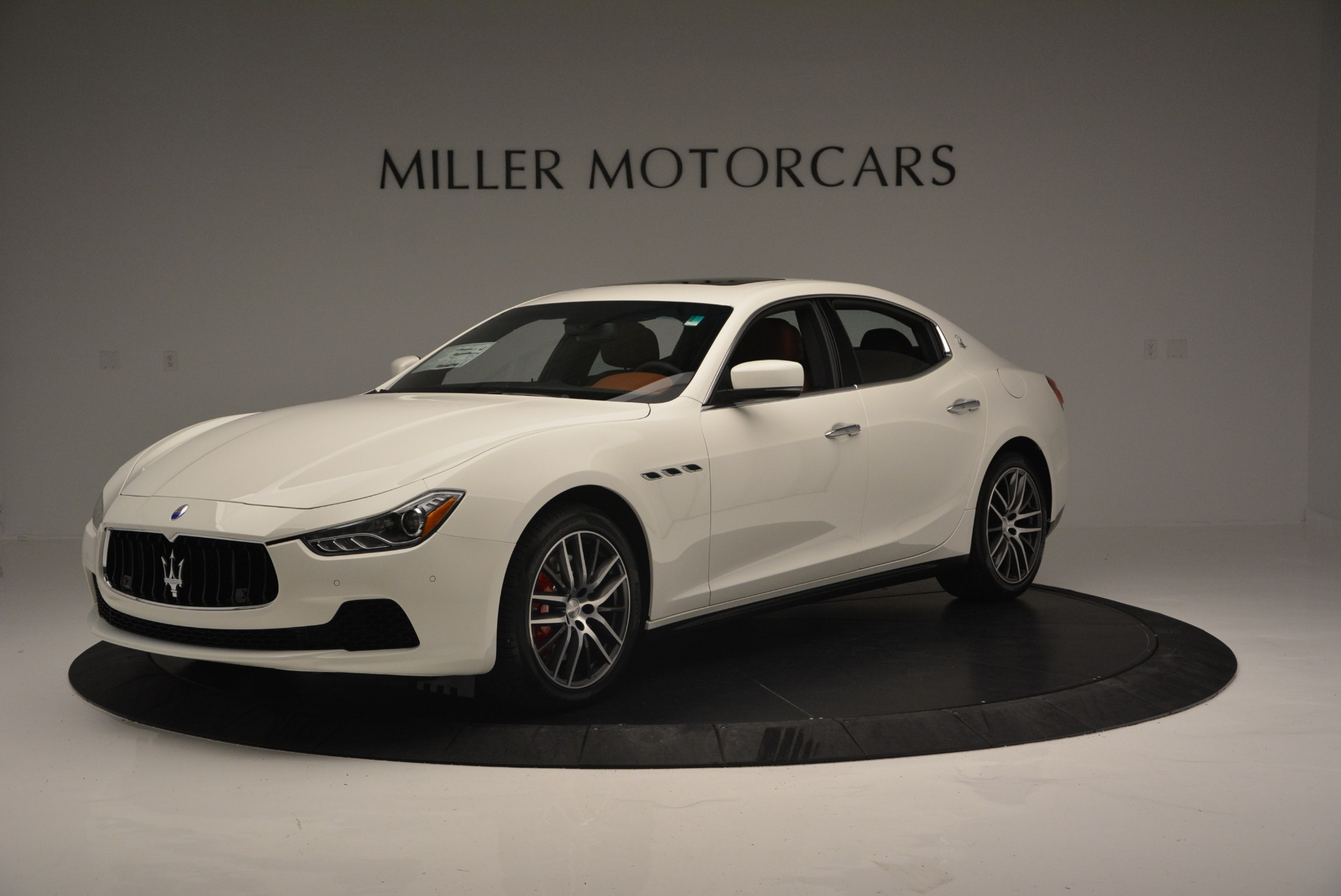 Used 2017 Maserati Ghibli S Q4 Ex-Loaner For Sale In Greenwich, CT 719_main