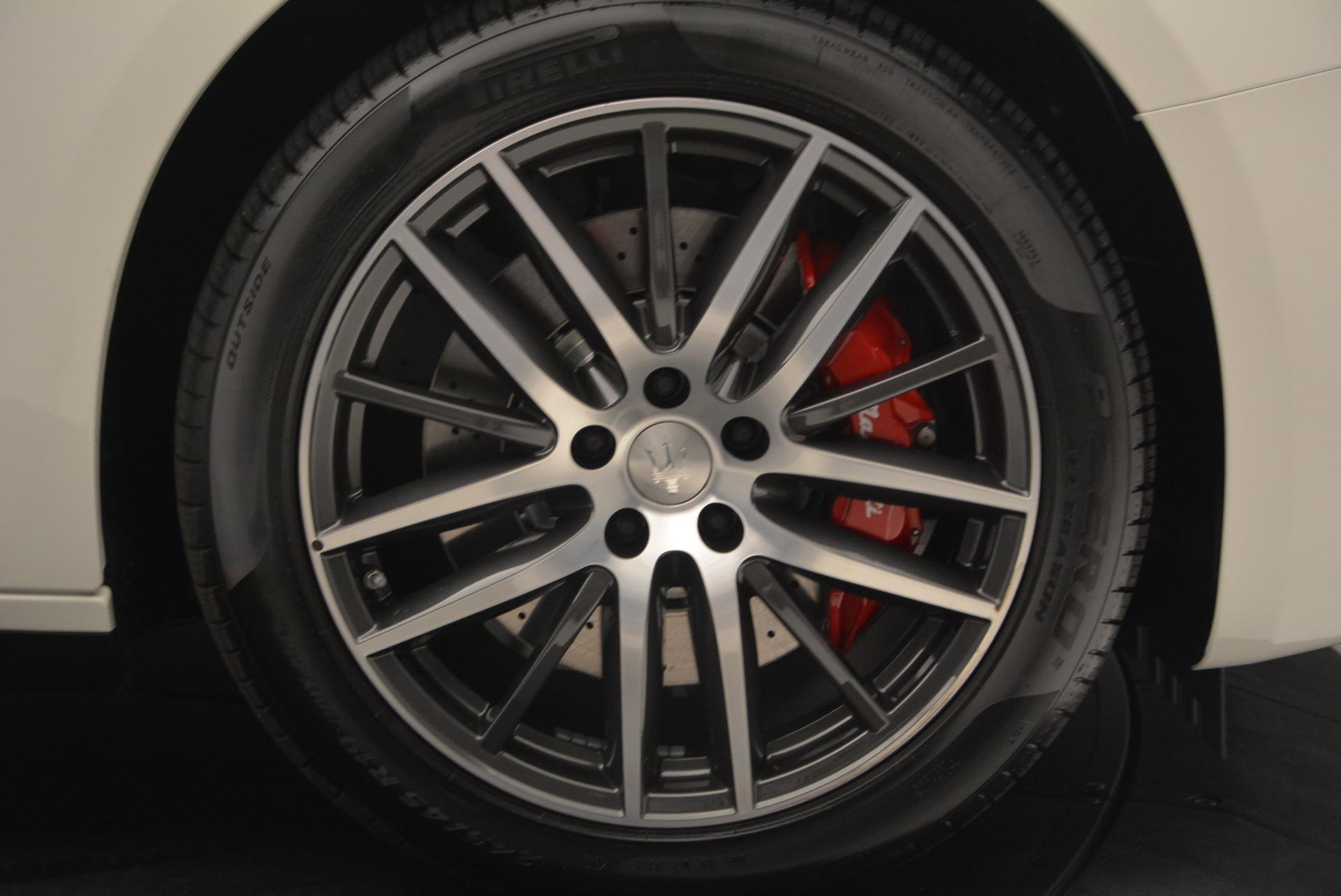 Used 2017 Maserati Ghibli S Q4 Ex-Loaner For Sale In Greenwich, CT 719_p13