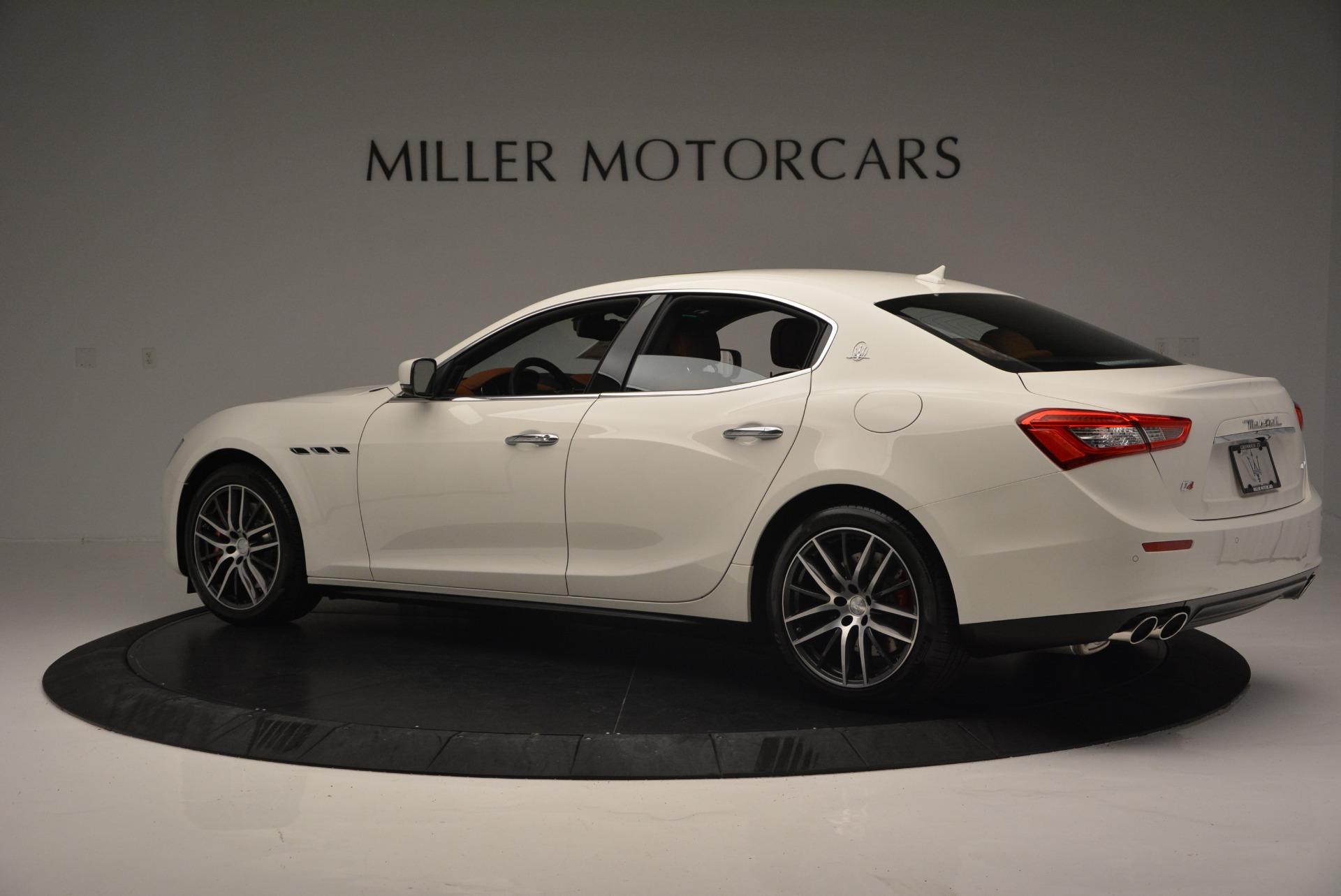 Used 2017 Maserati Ghibli S Q4 Ex-Loaner For Sale In Greenwich, CT 719_p4