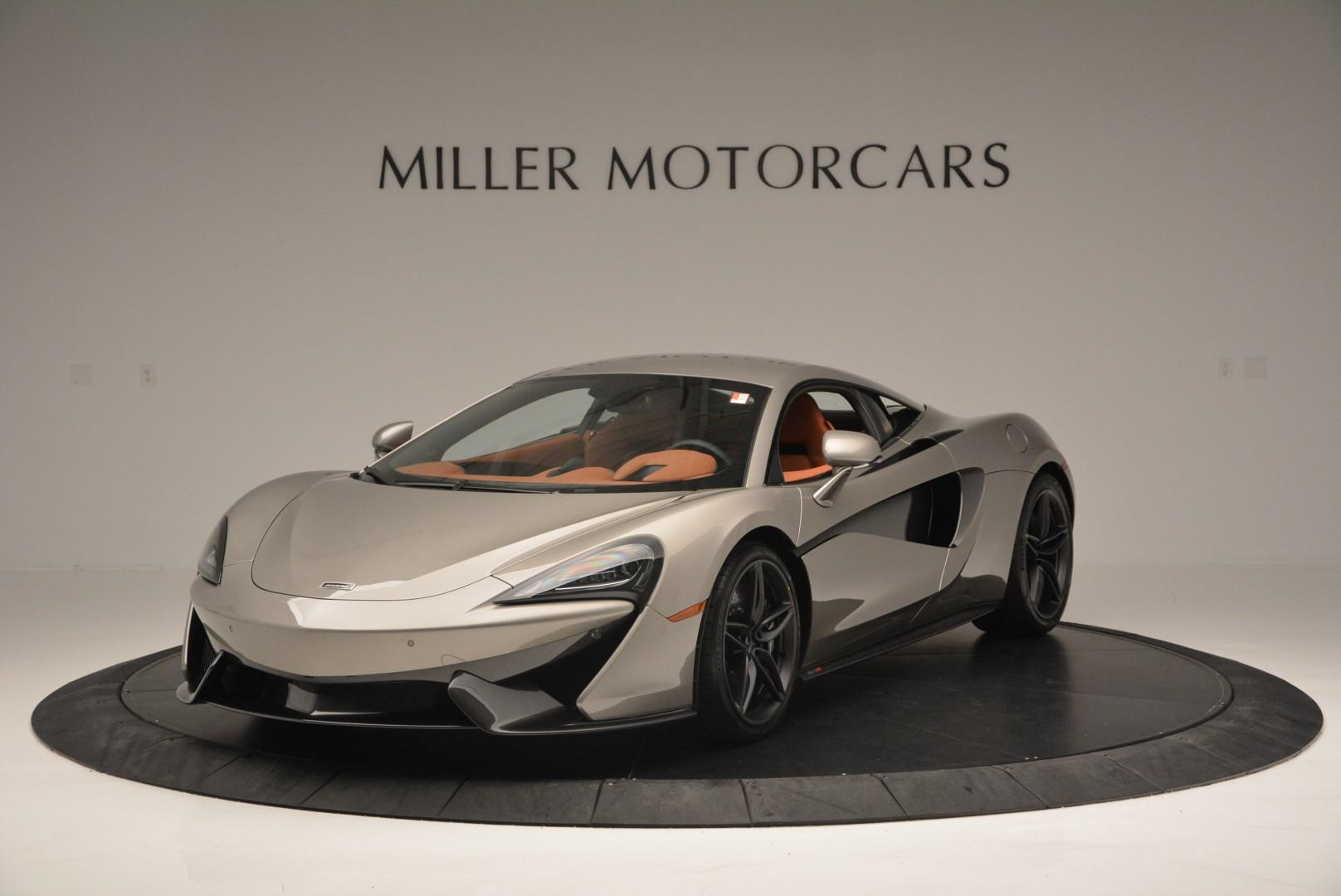 New 2016 McLaren 570S  For Sale In Greenwich, CT