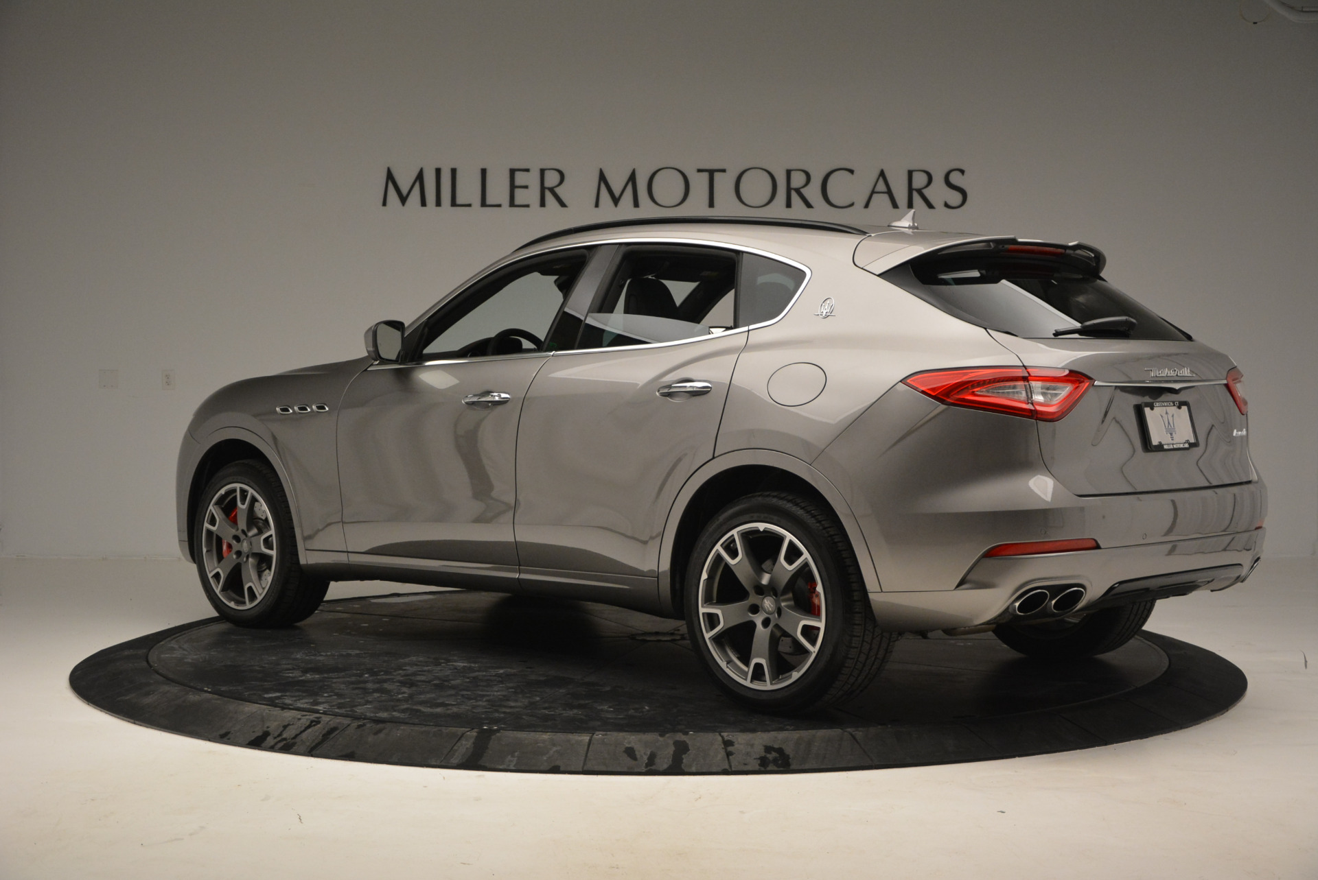 New 2017 Maserati Levante S For Sale In Greenwich, CT 720_p4