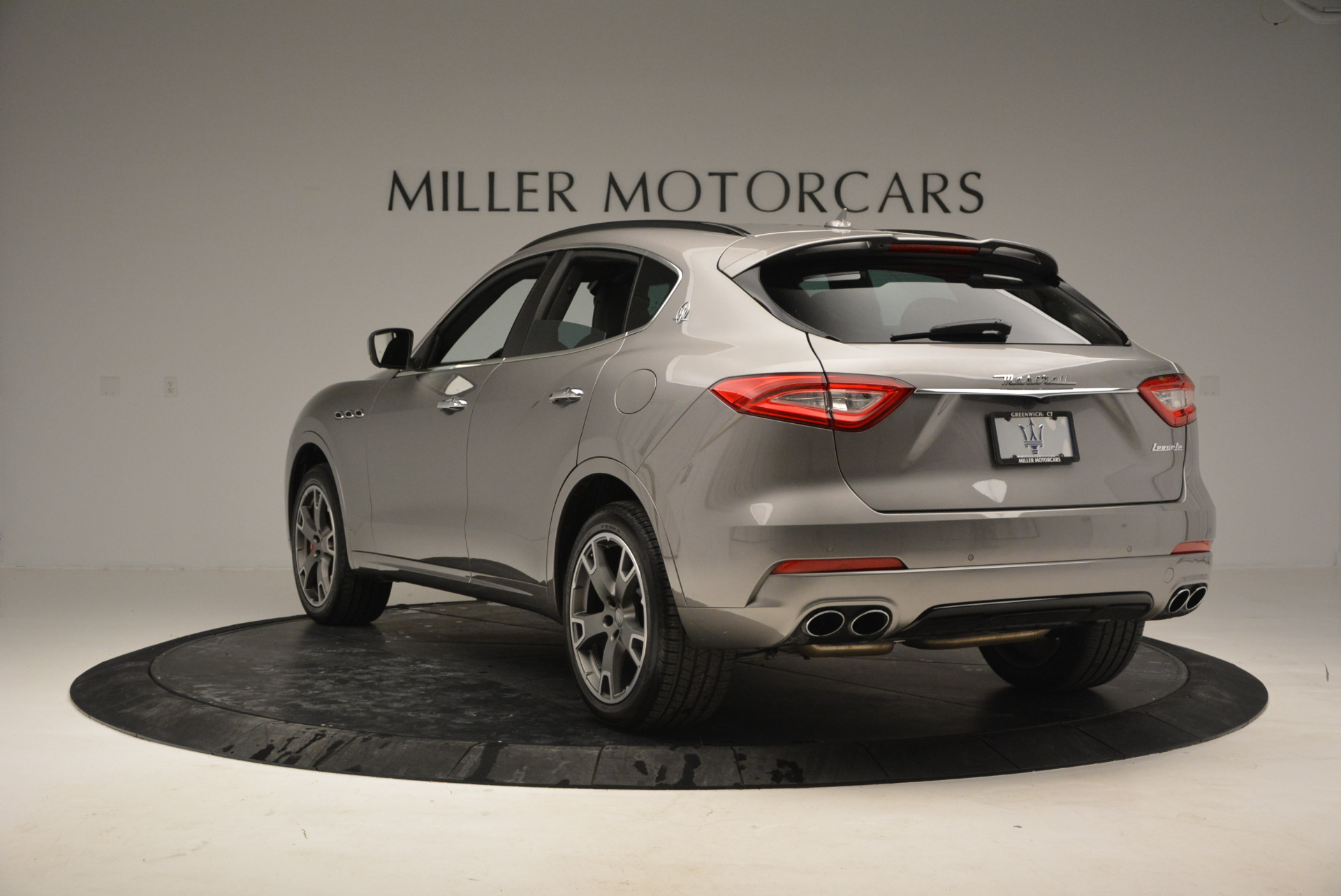 New 2017 Maserati Levante S For Sale In Greenwich, CT 720_p5