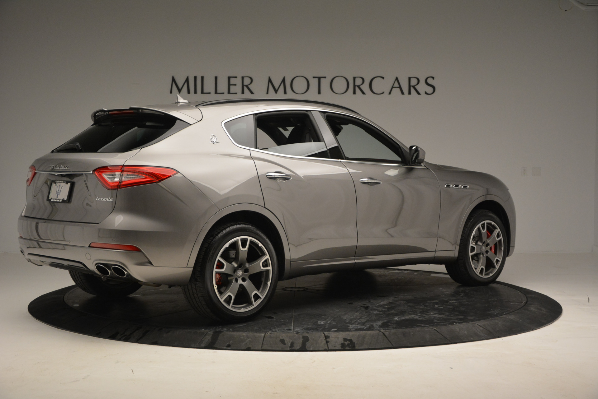 New 2017 Maserati Levante S For Sale In Greenwich, CT 720_p8