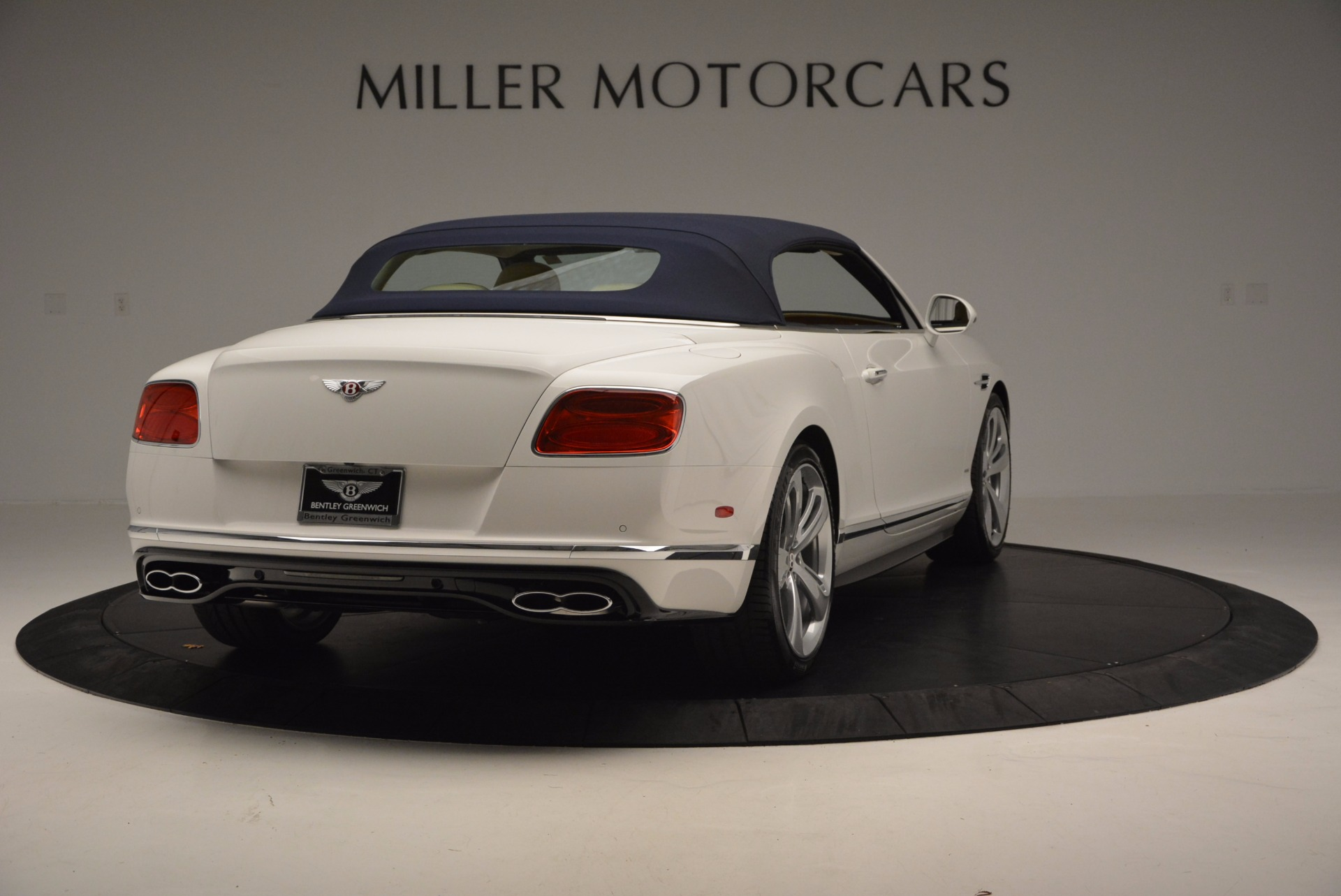 New 2017 Bentley Continental GT V8 S For Sale In Greenwich, CT 721_p20