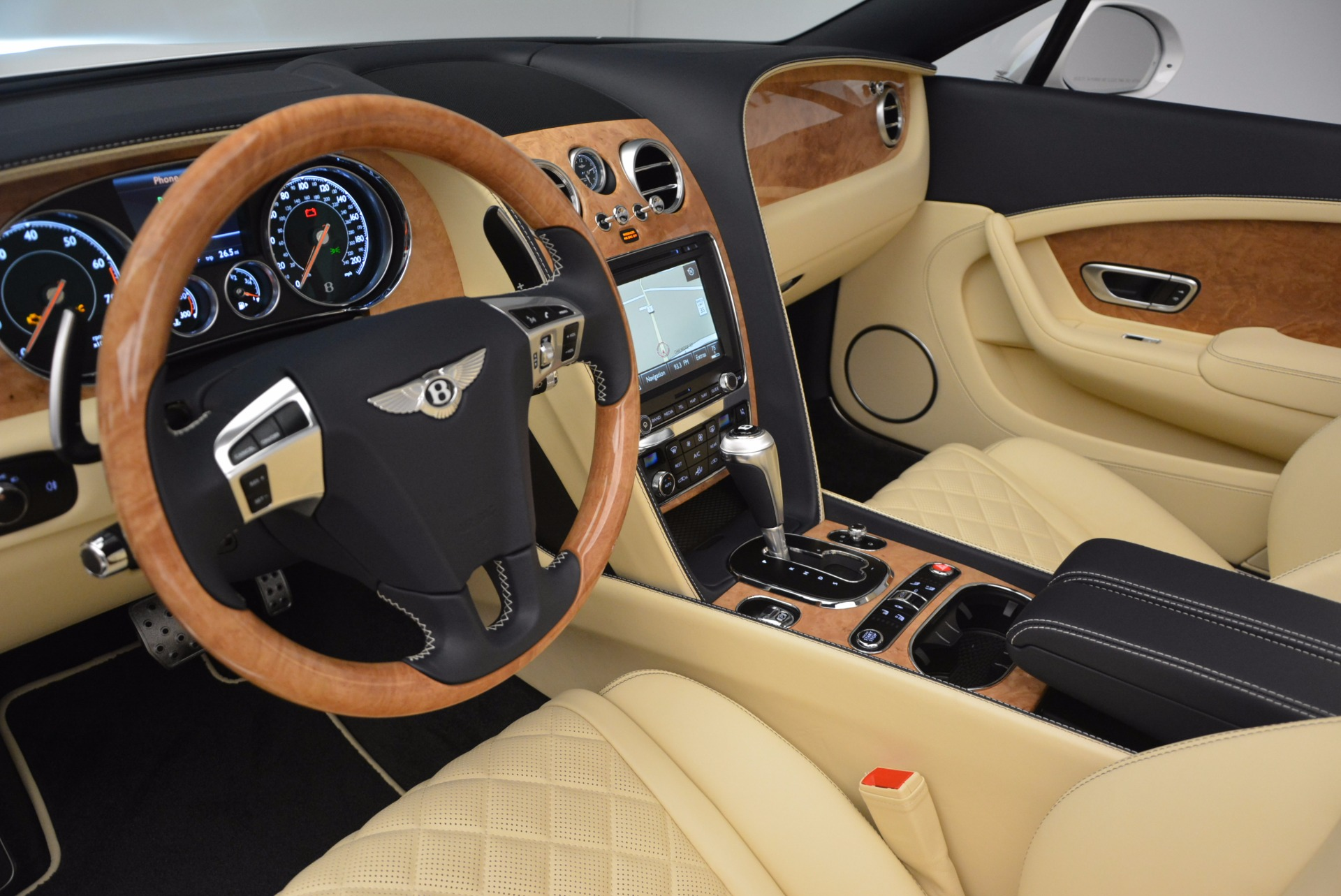 New 2017 Bentley Continental GT V8 S For Sale In Greenwich, CT 721_p35