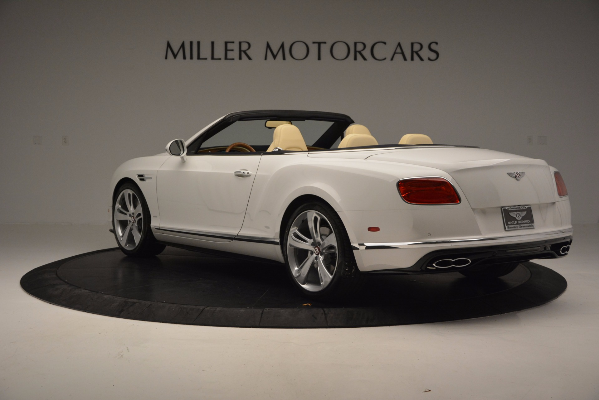 New 2017 Bentley Continental GT V8 S For Sale In Greenwich, CT 721_p5