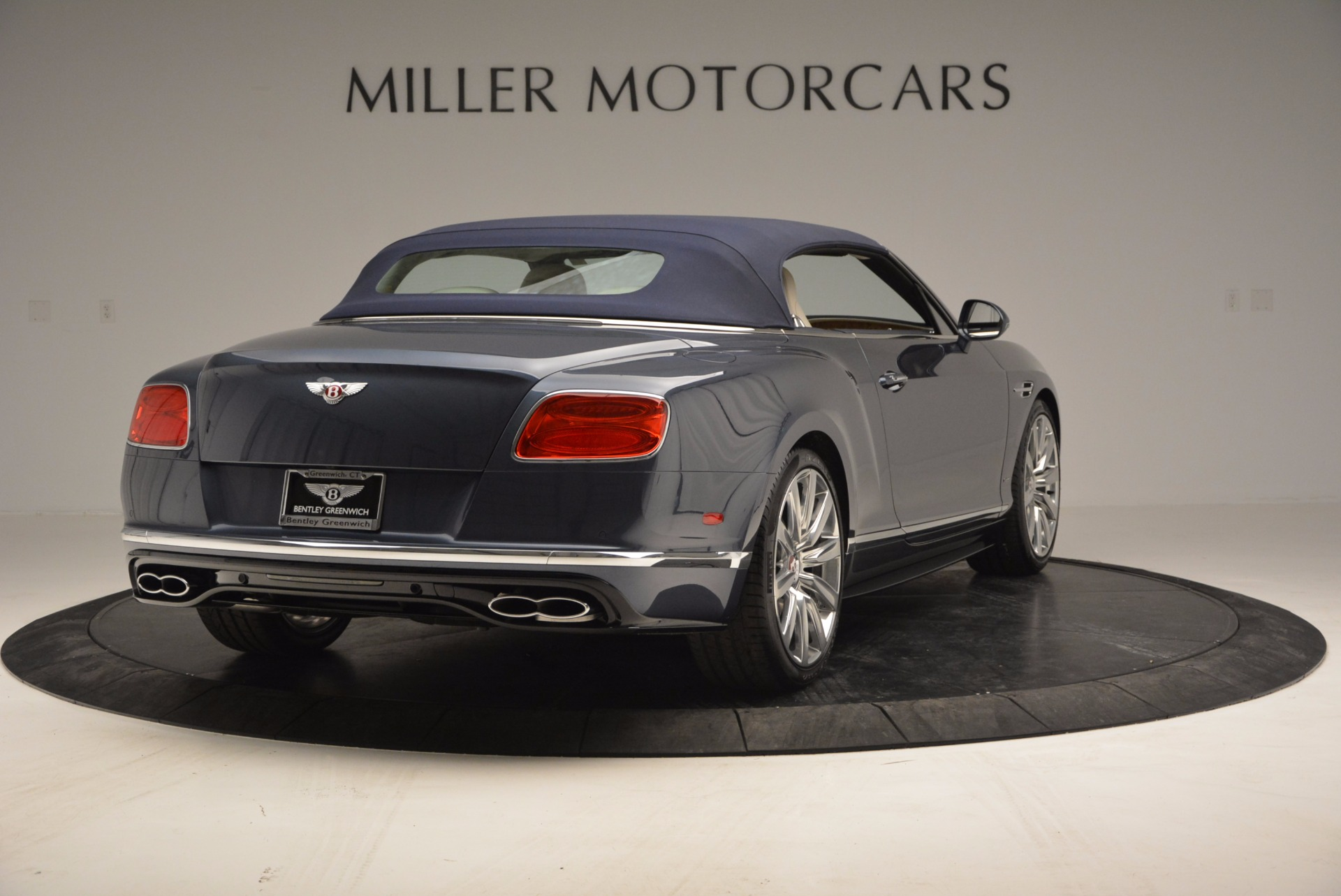 New 2017 Bentley Continental GT V8 S For Sale In Greenwich, CT 722_p20